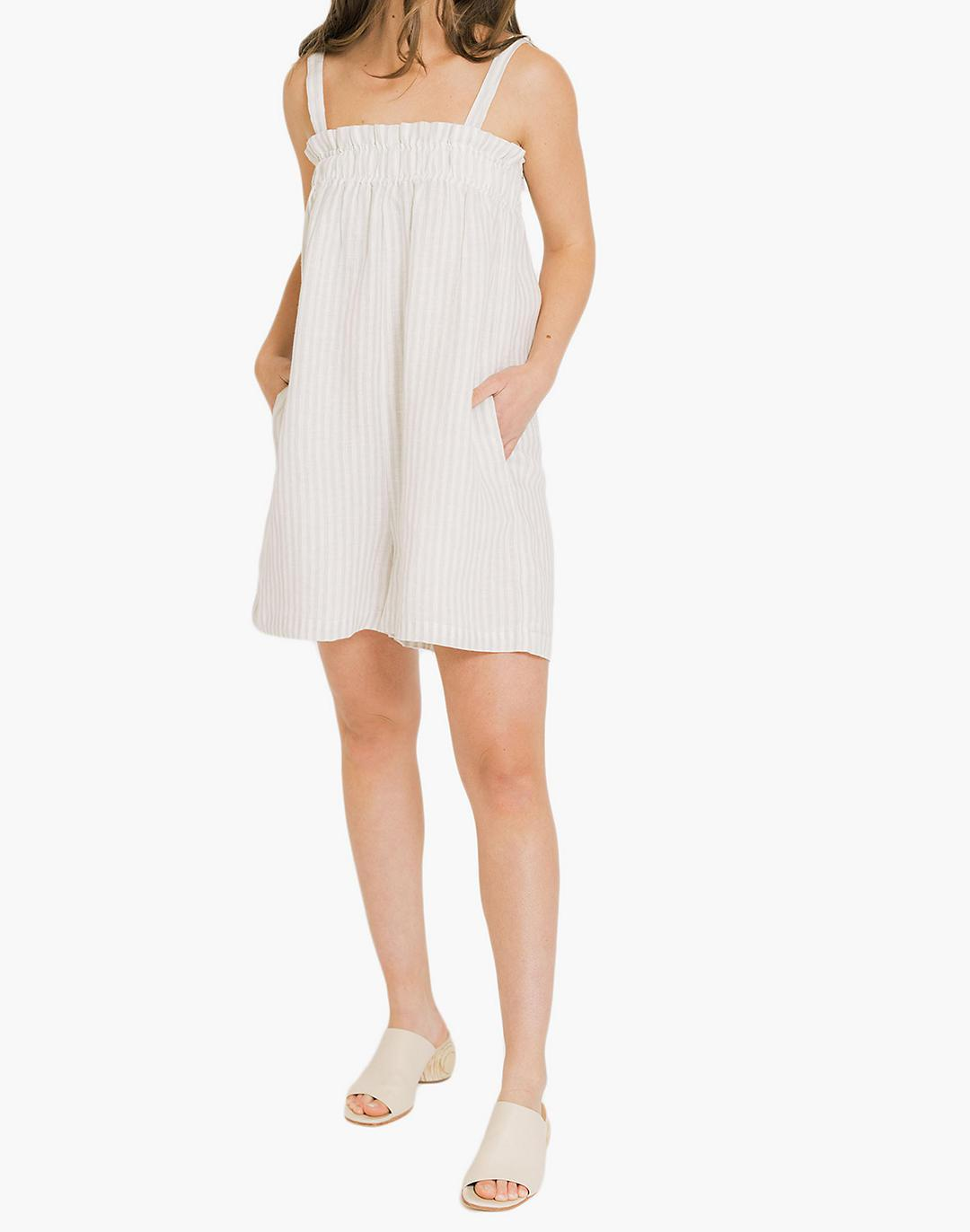 Madewell x LAUDE the Label Thea Romper