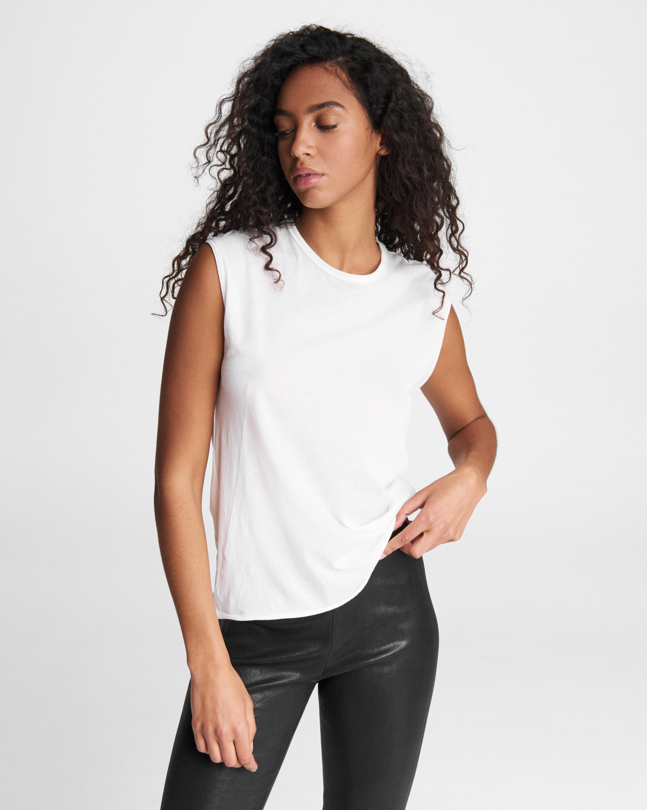 The gaia jersey muscle tank