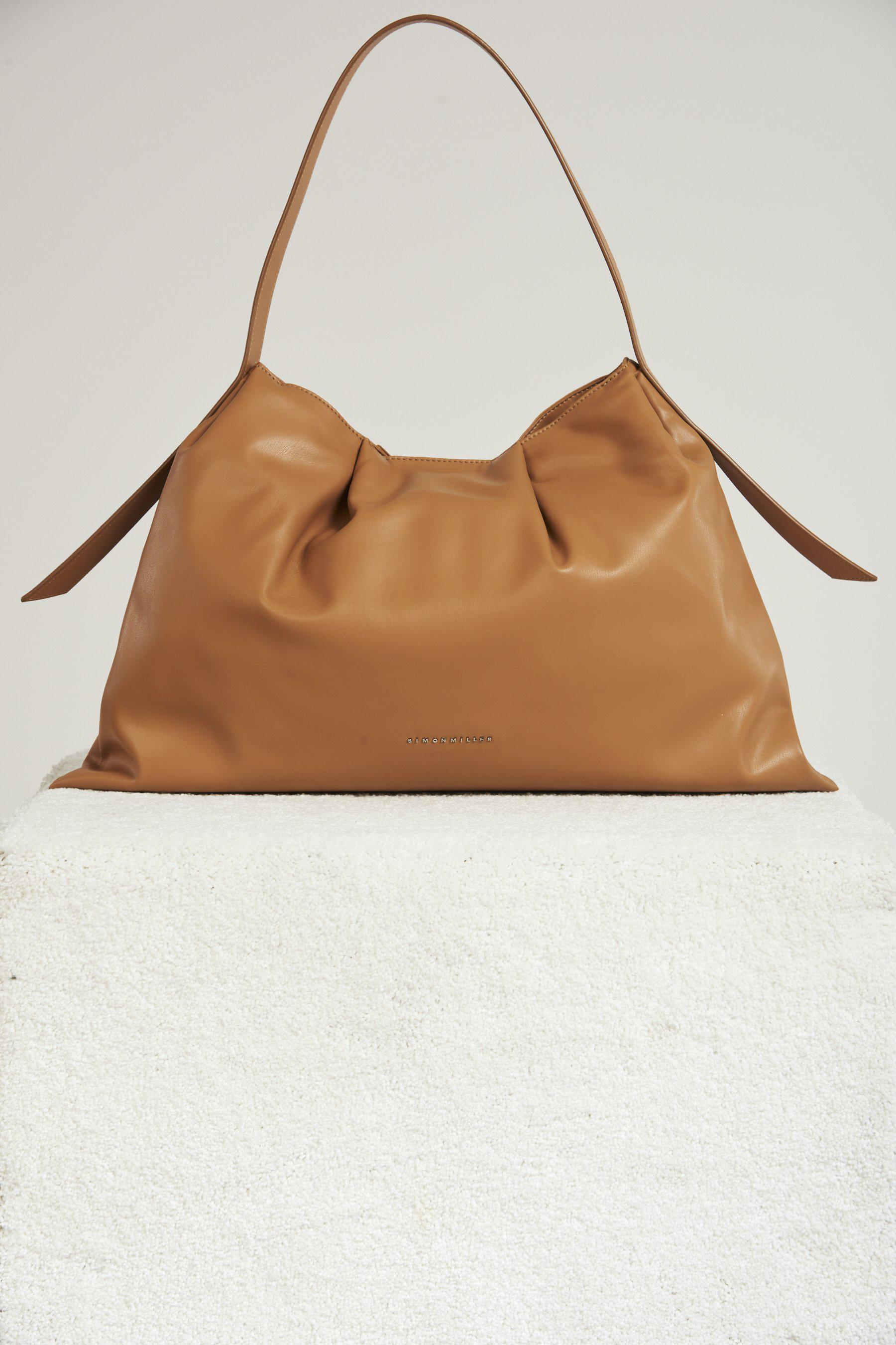 Vegan Puffin Tote in Toffee