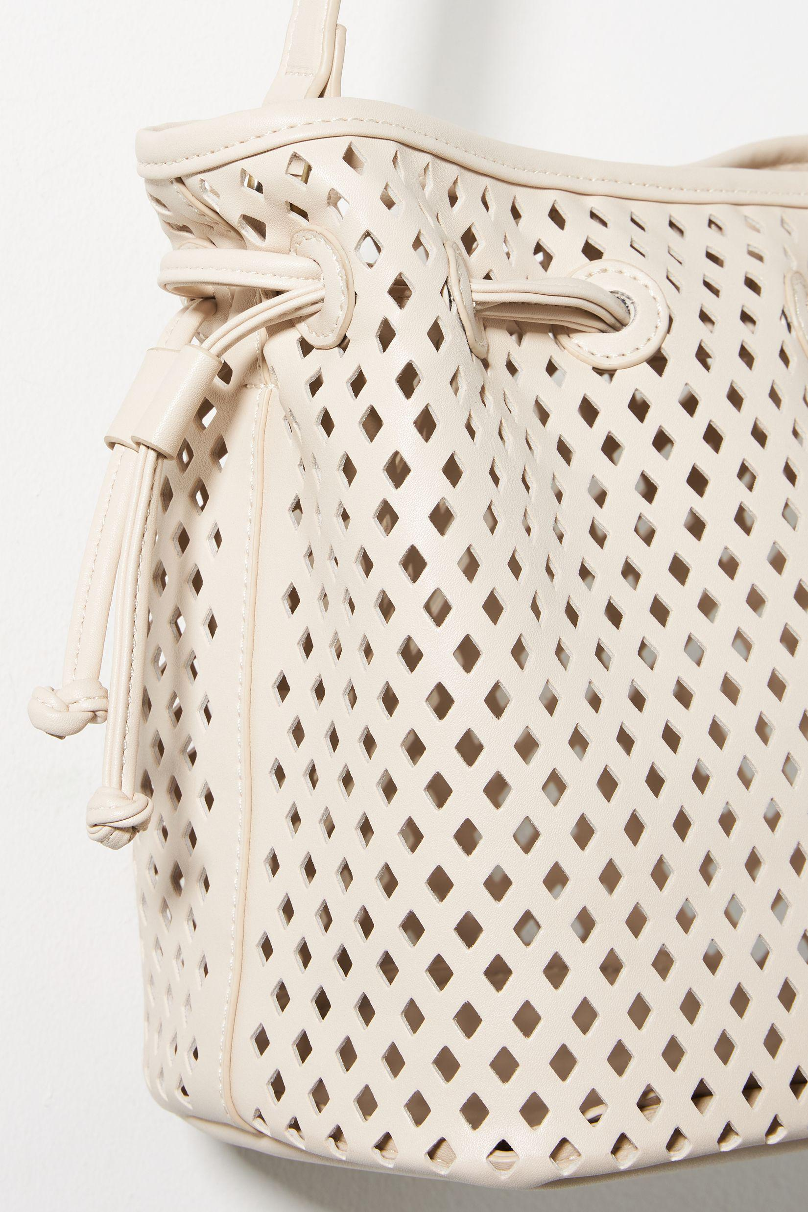 Perforated Bucket Bag 2