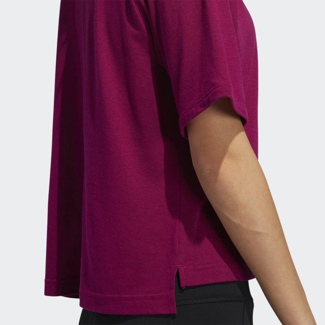 Holiday Tee Power Berry XL - Womens Training T Shirts 7