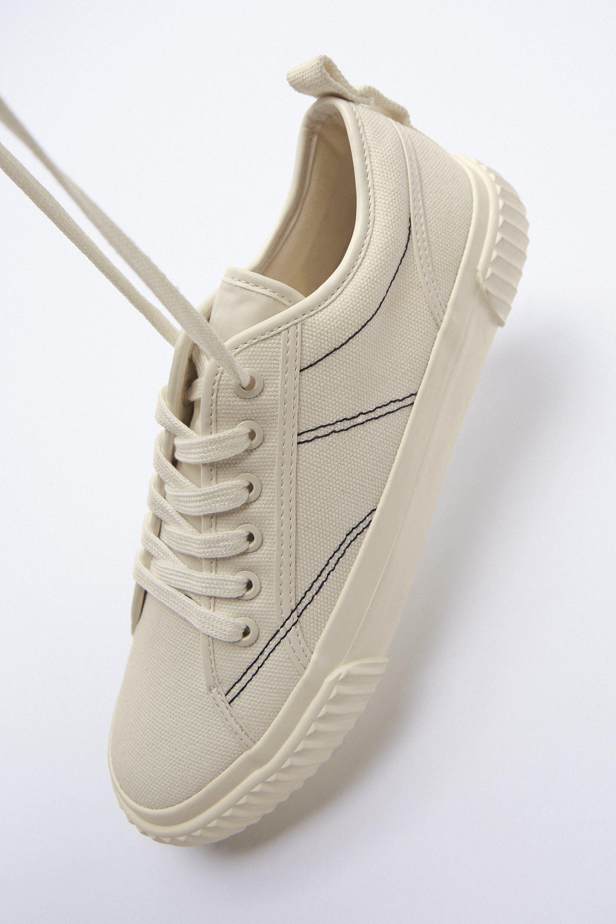 CANVAS SNEAKERS 6
