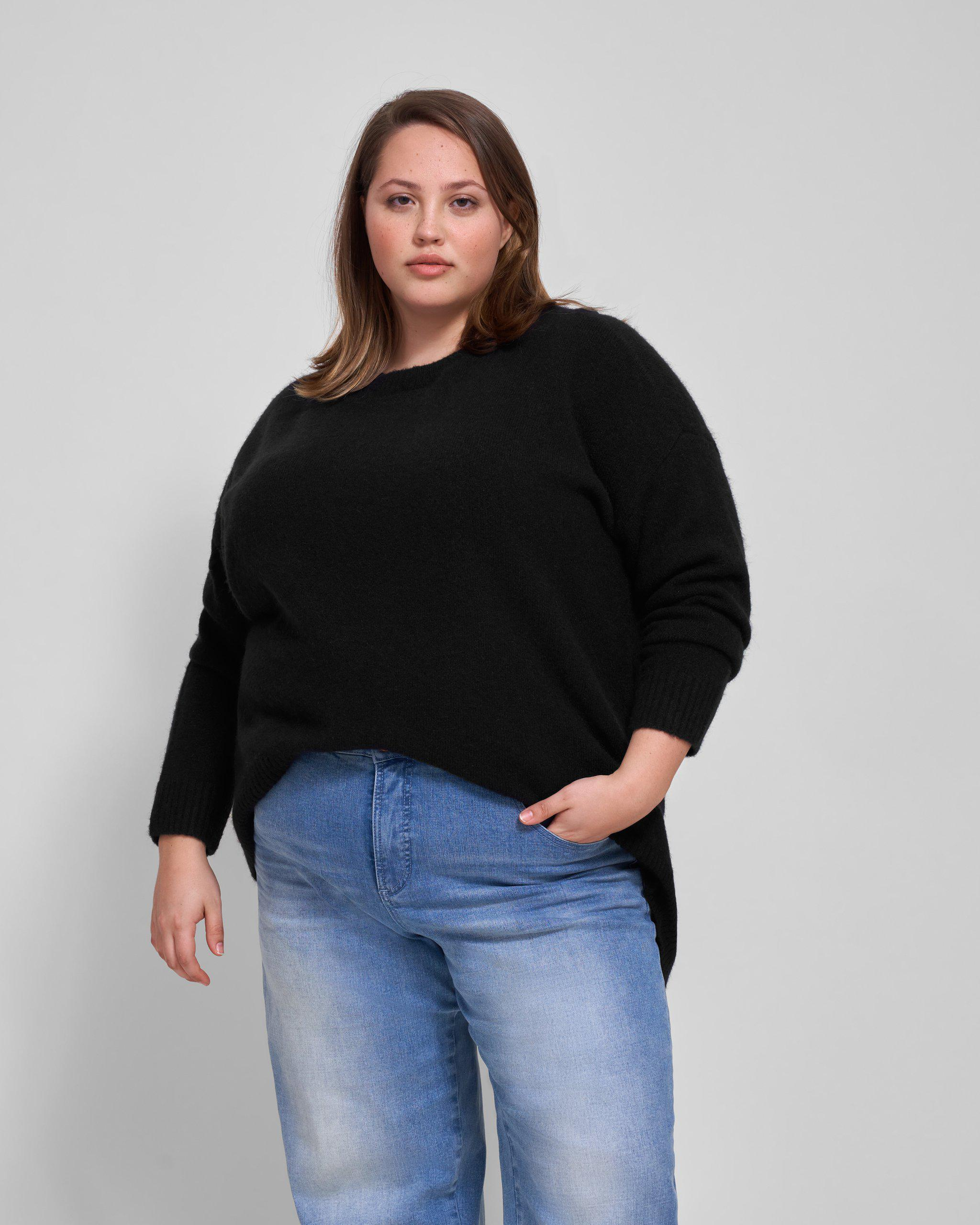 Melissa High-Low Sweater 0