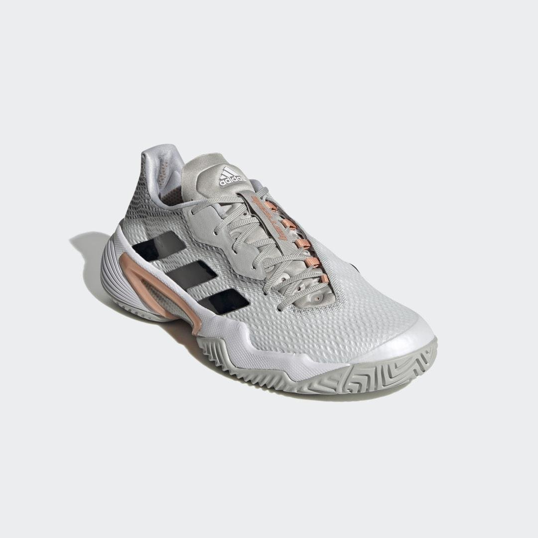 Barricade Shoes Grey Two
