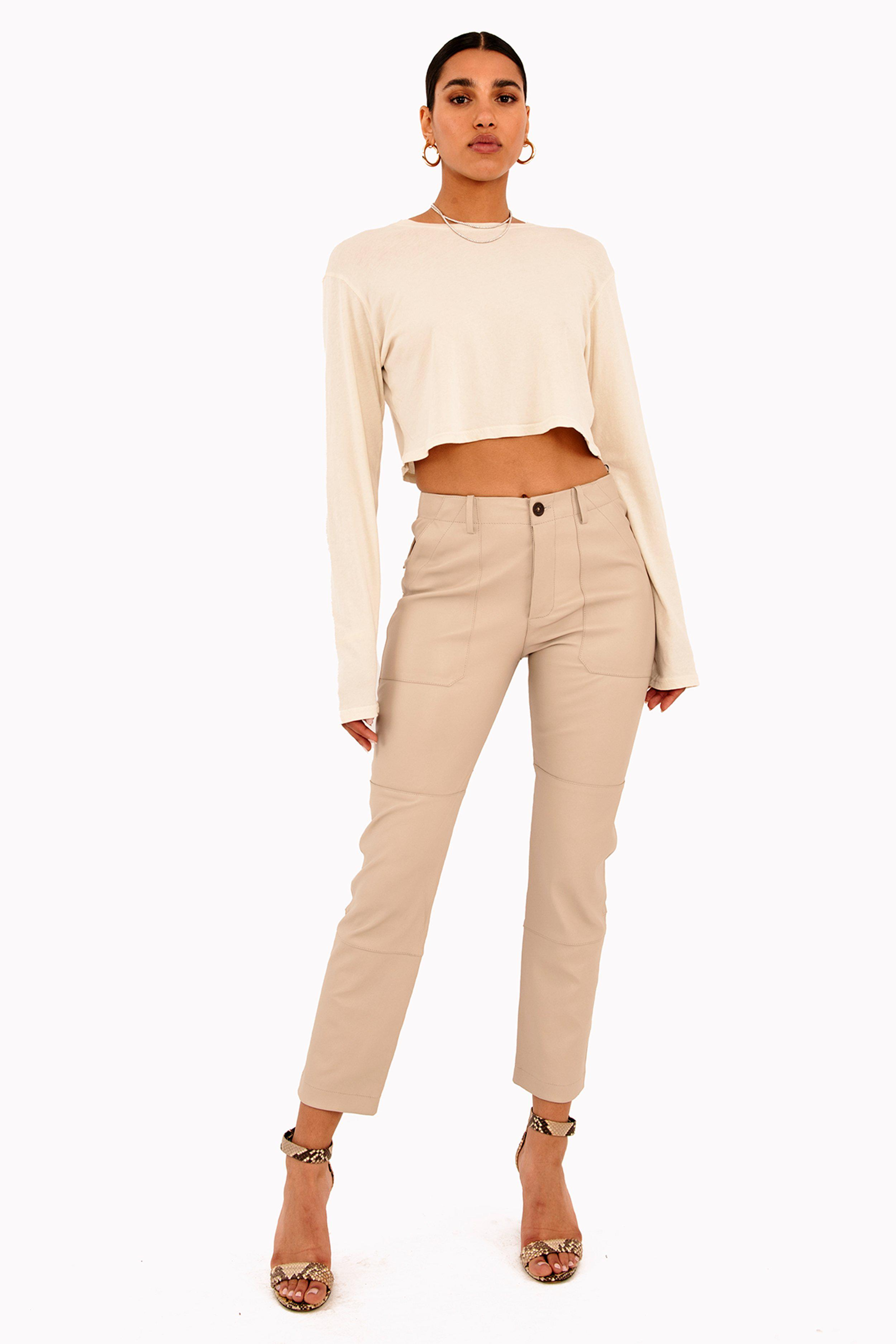 Nude Army Trouser Pant