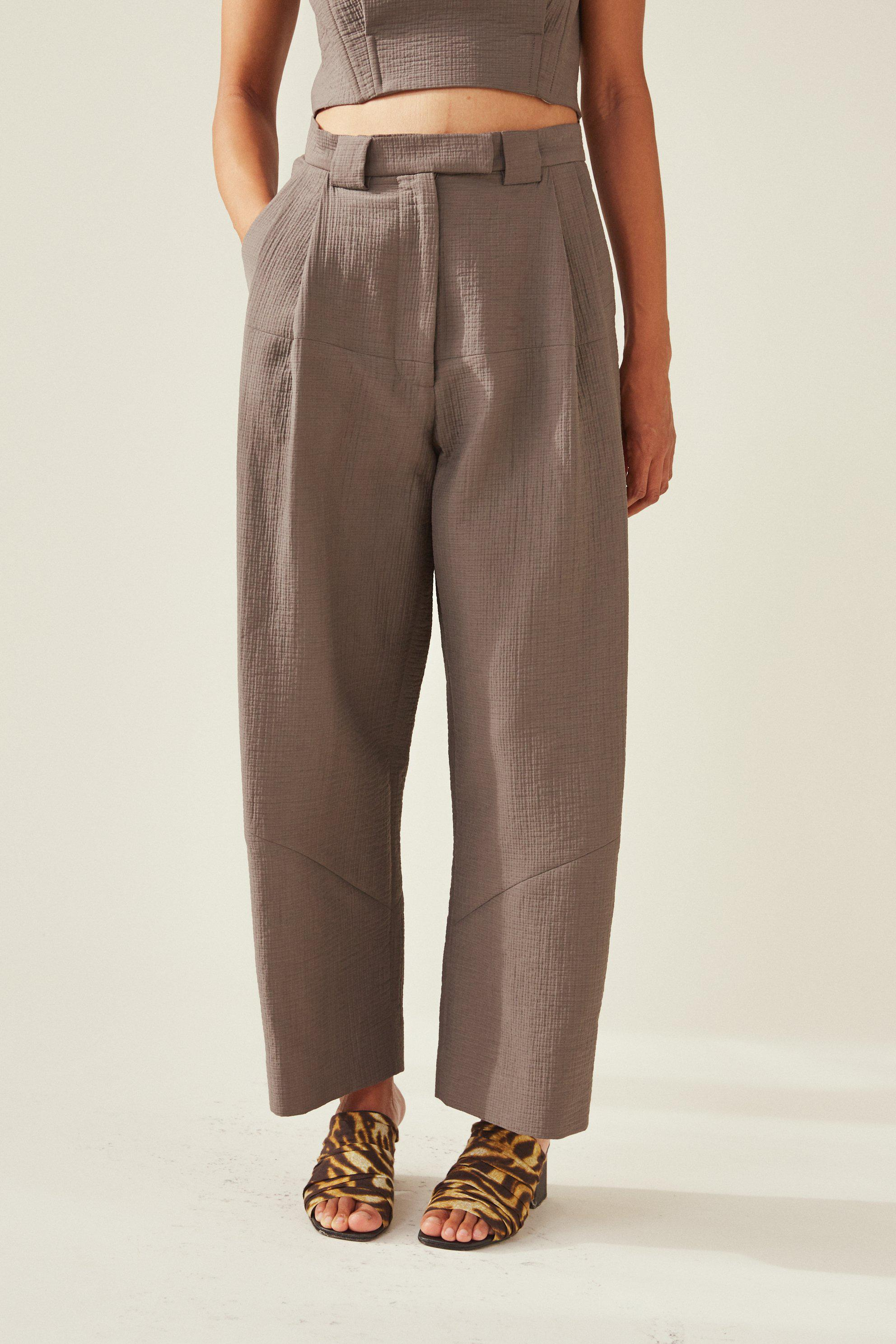 Cropped Divide Pant 0