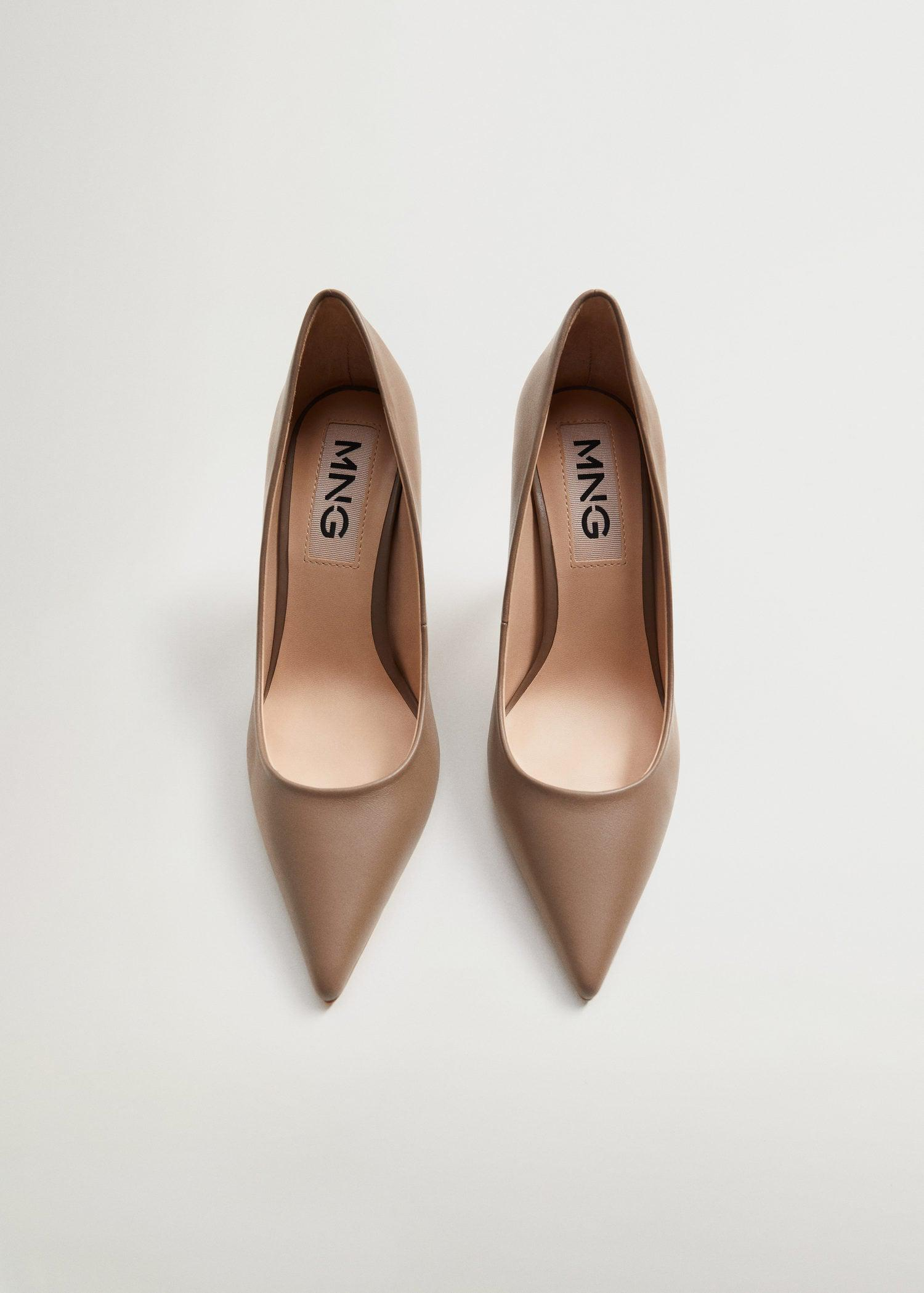 Leather pumps 3