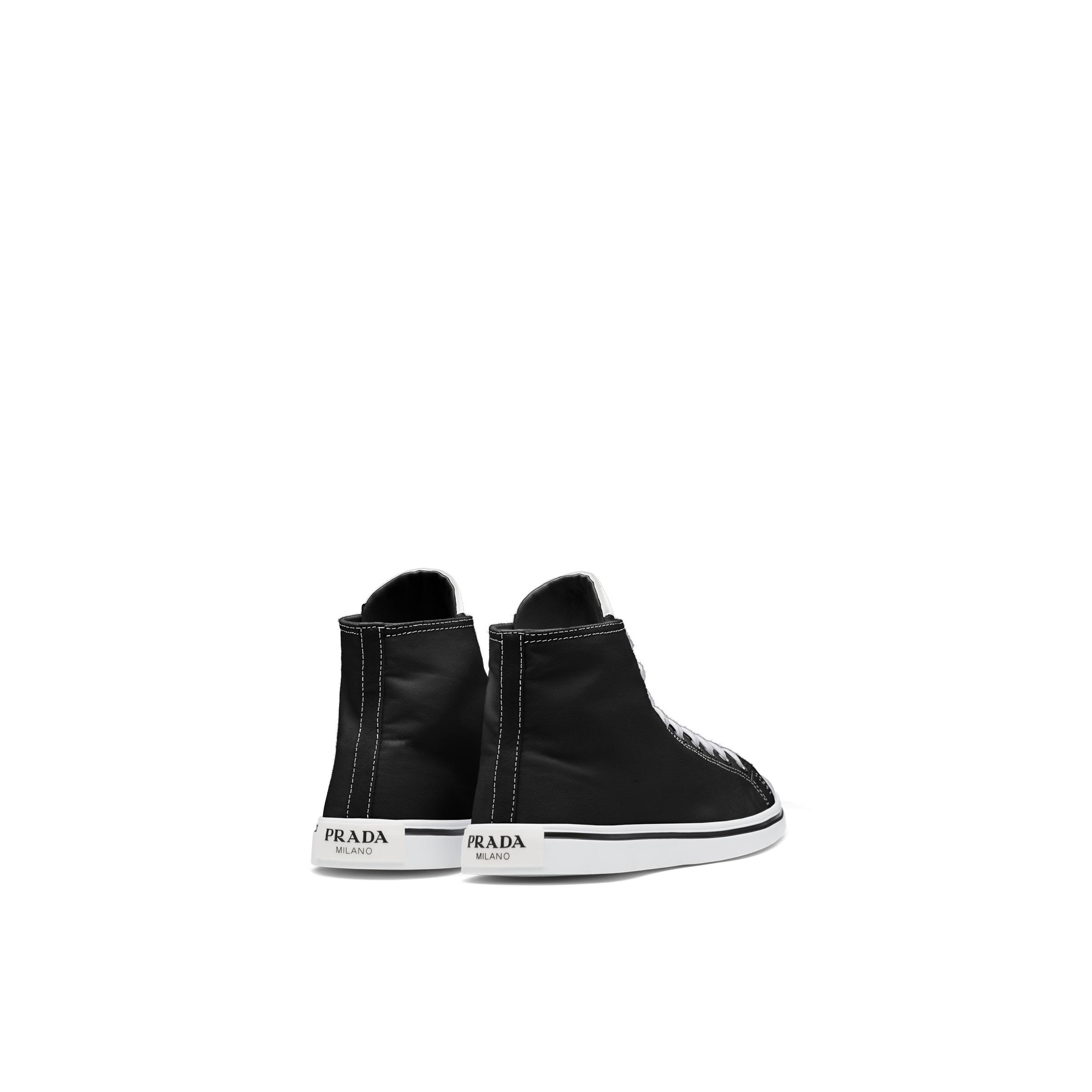 Synthesis High-top Sneakers Women Black 3
