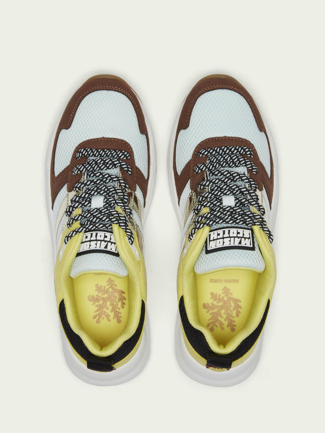 Celest lace-up sneakers 2