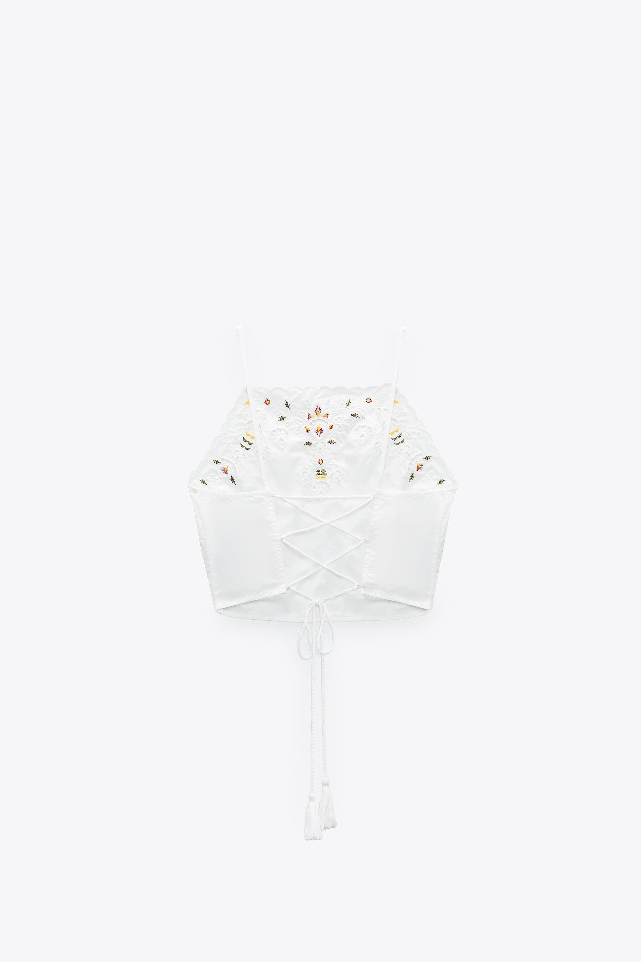 EMBROIDERED CAMISOLE 5