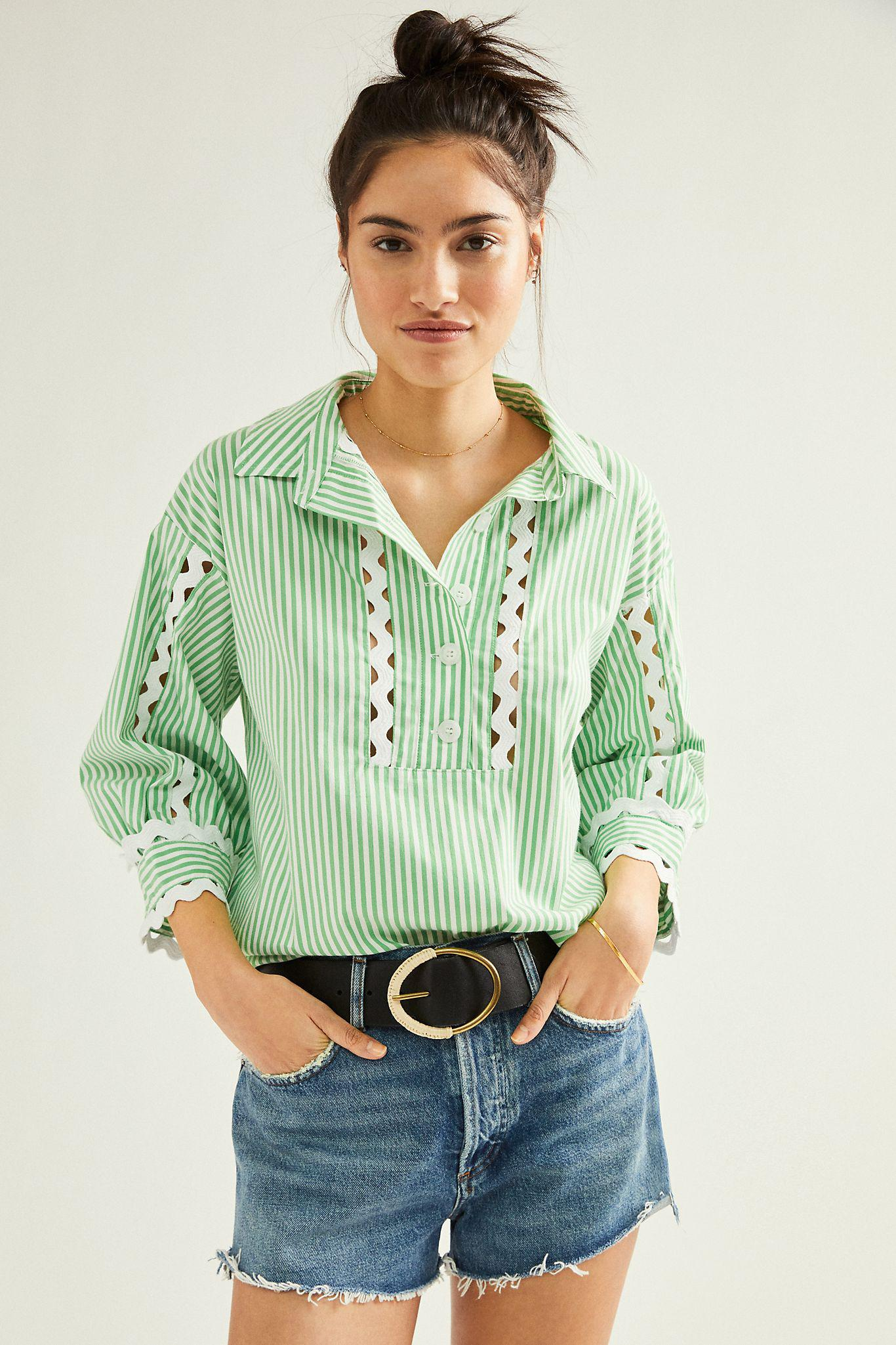 Maeve Connie Henley Blouse