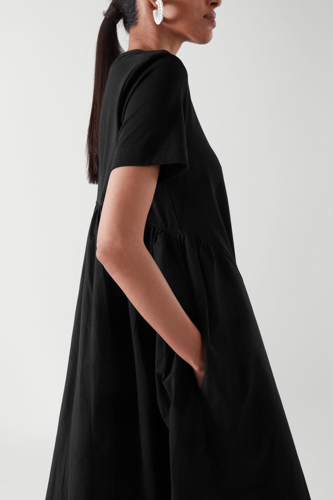 RELAXED-FIT T-SHIRT DRESS 5
