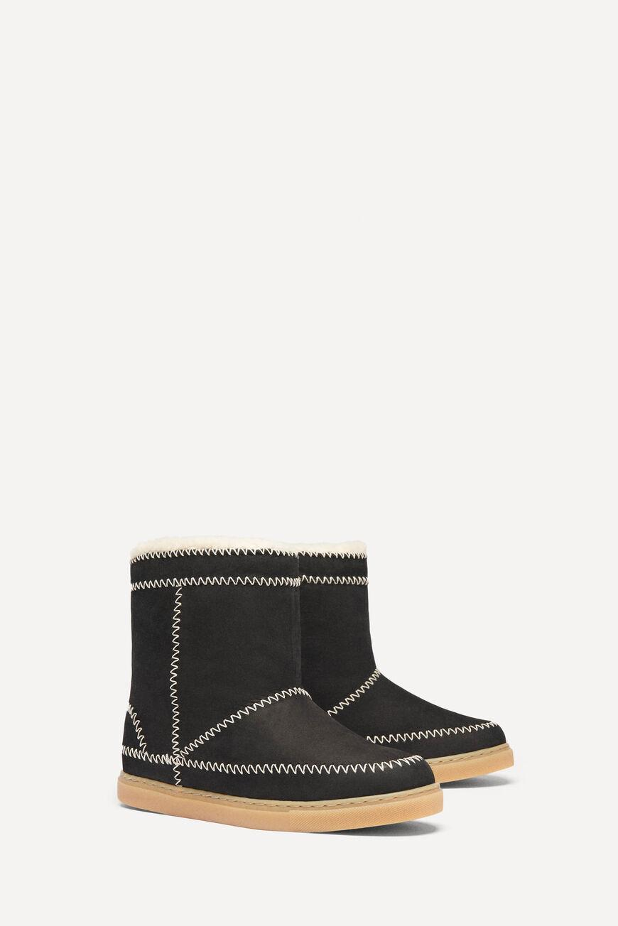 chambery.LINED ANKLE BOOTS 1