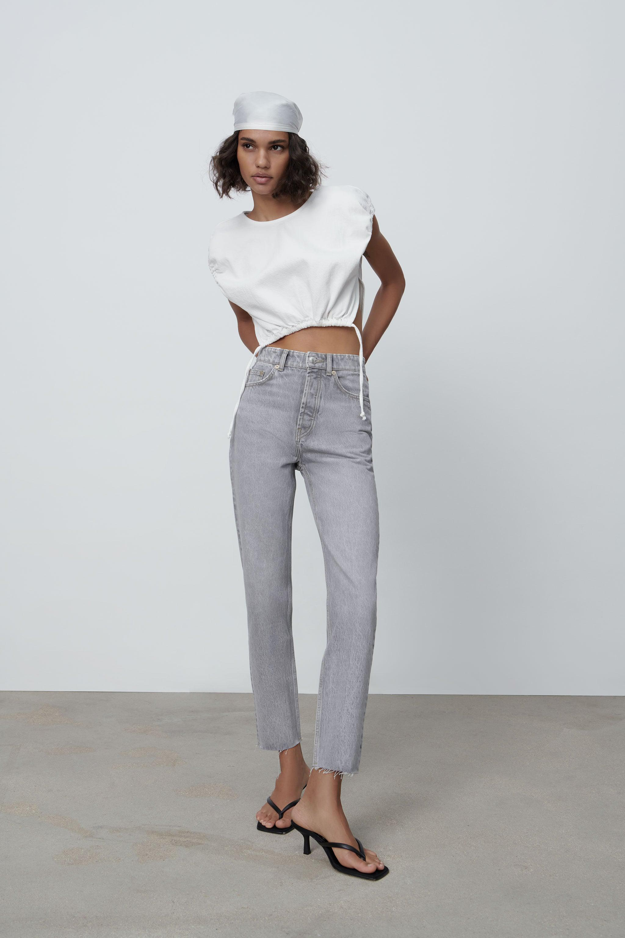 MOM FIT JEANS 0