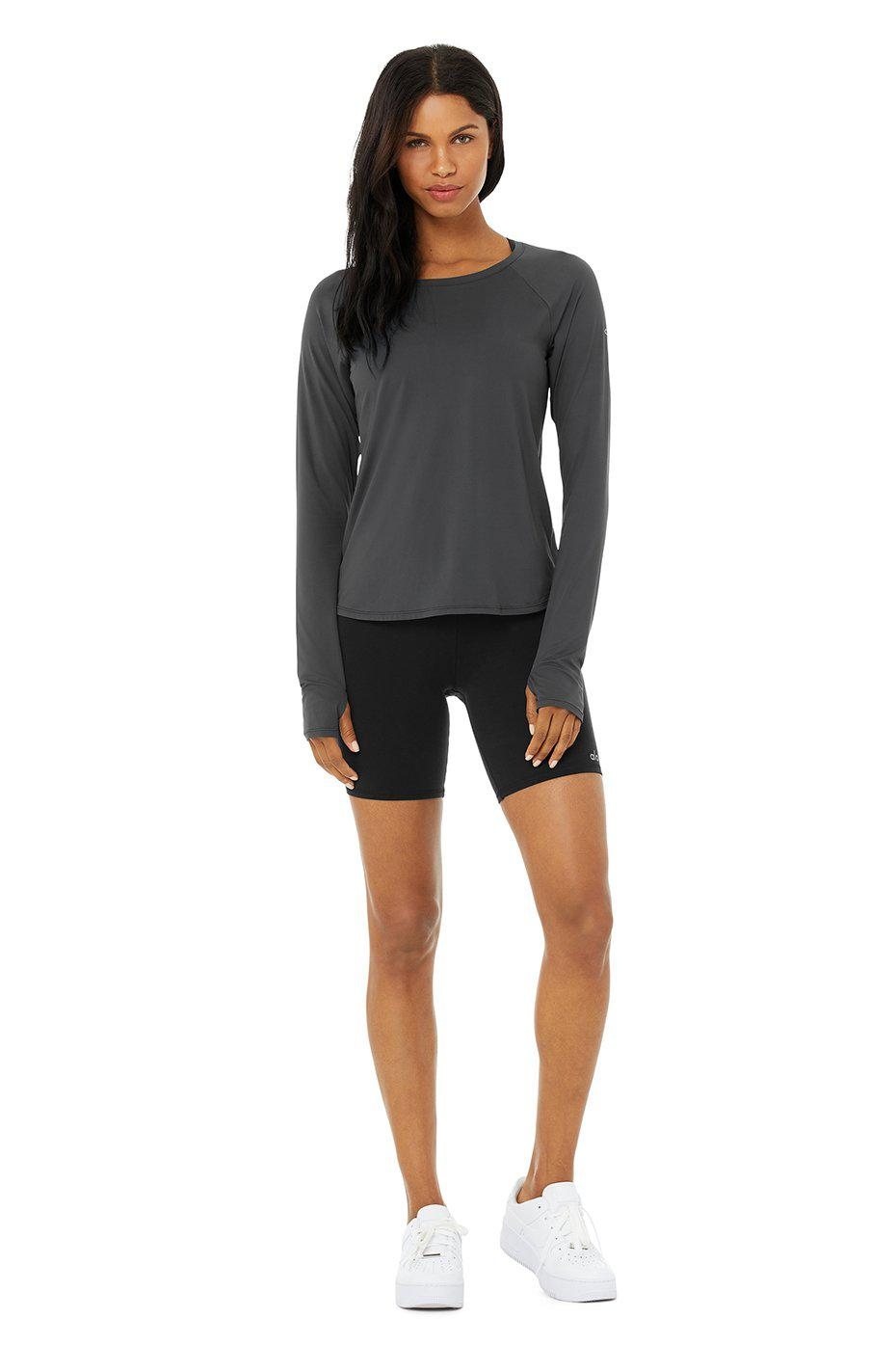 Pulse Long Sleeve - Anthracite 3