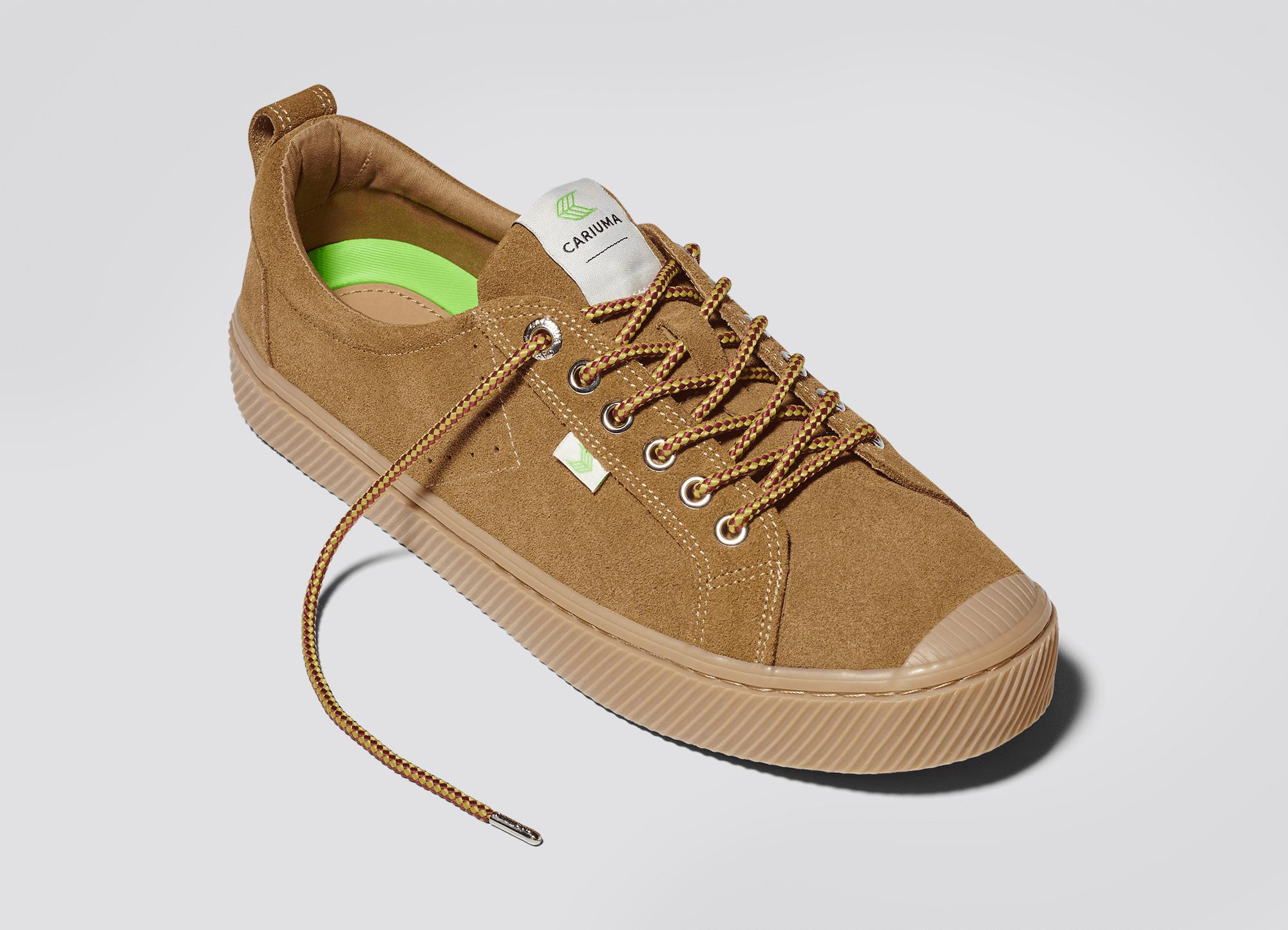 All Camel Suede 2
