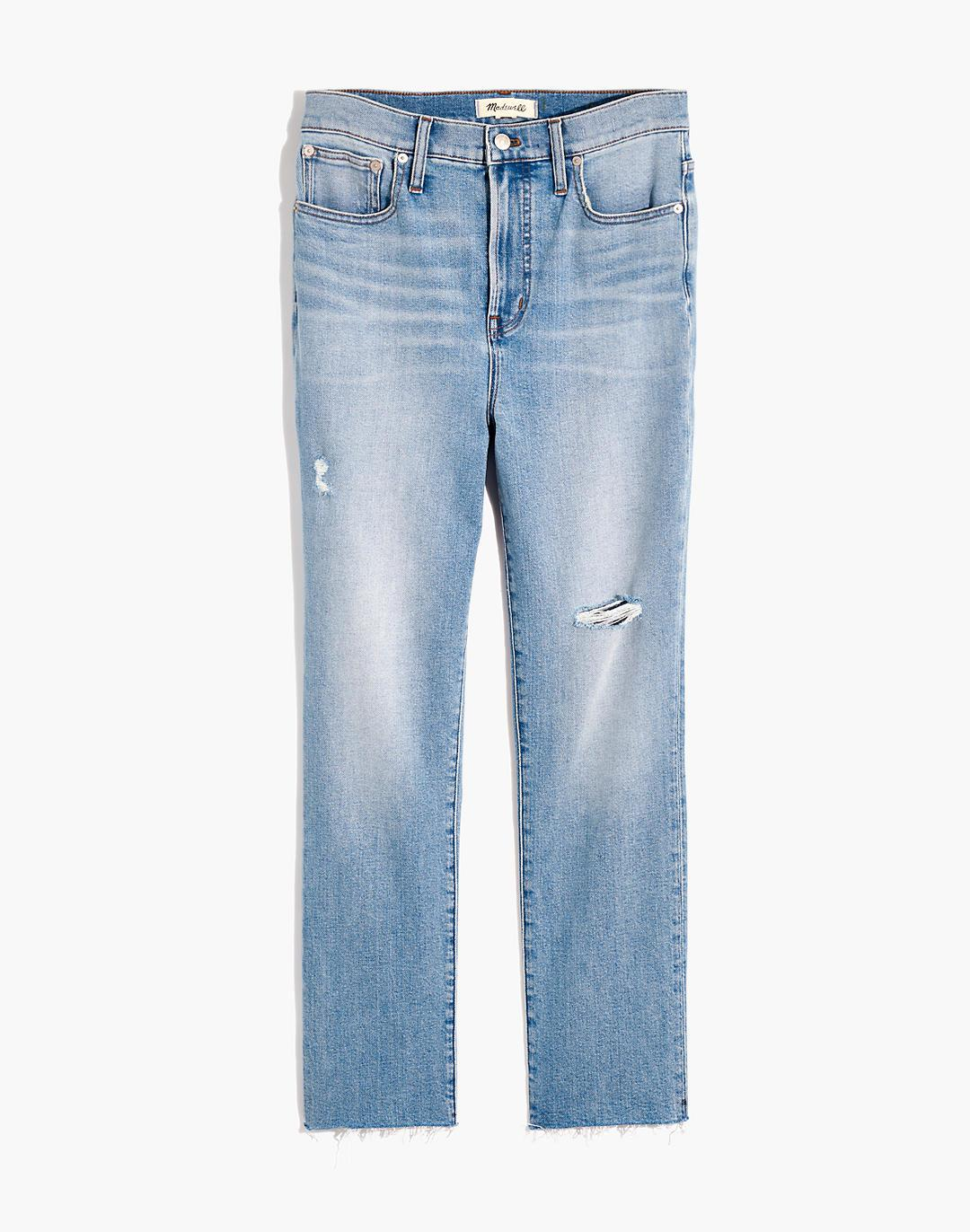 The Perfect Vintage Jean in Coffey Wash: Worn-In Edition 5