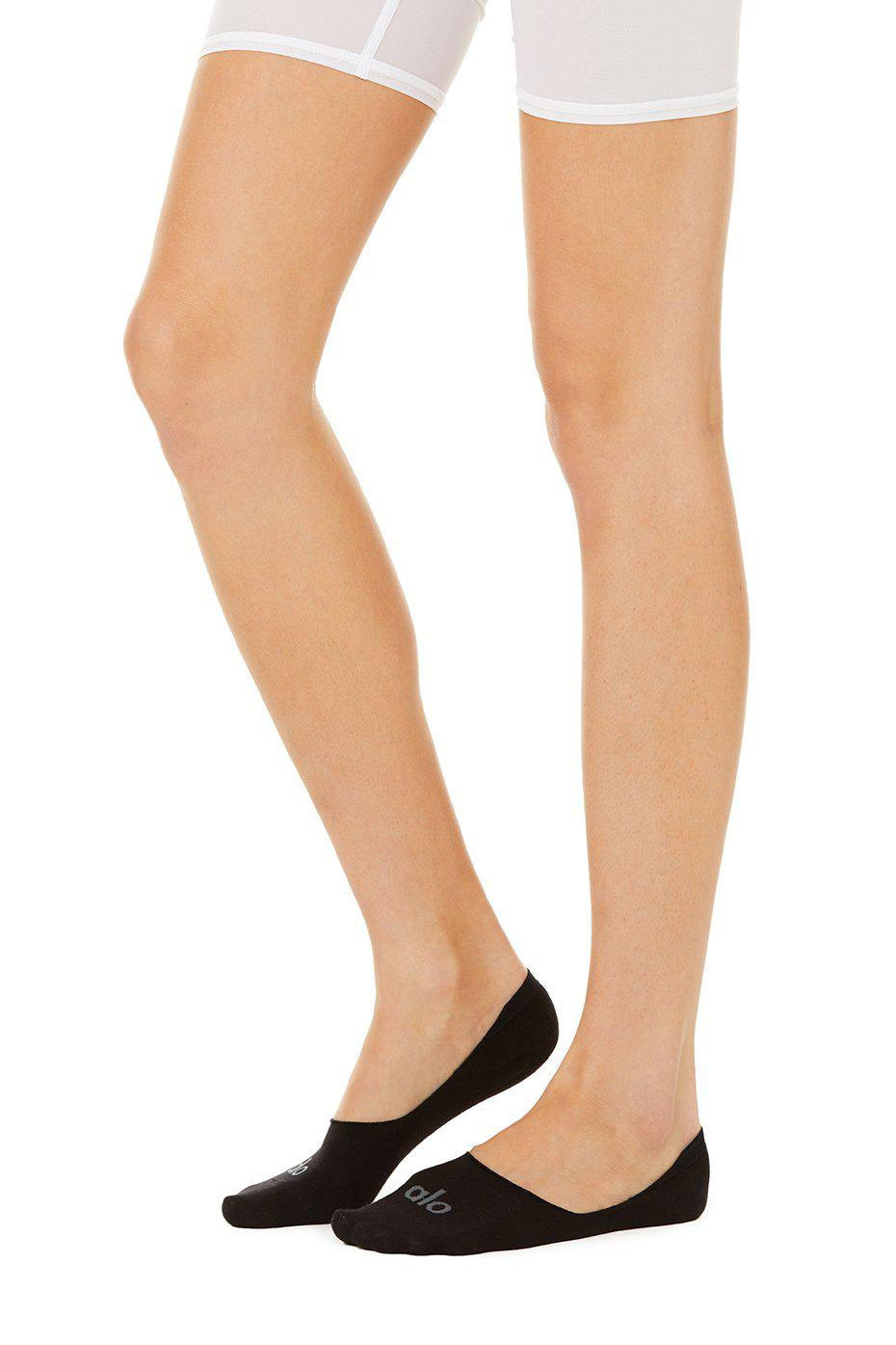 Women's Conceal Sock - Black/Anthracite