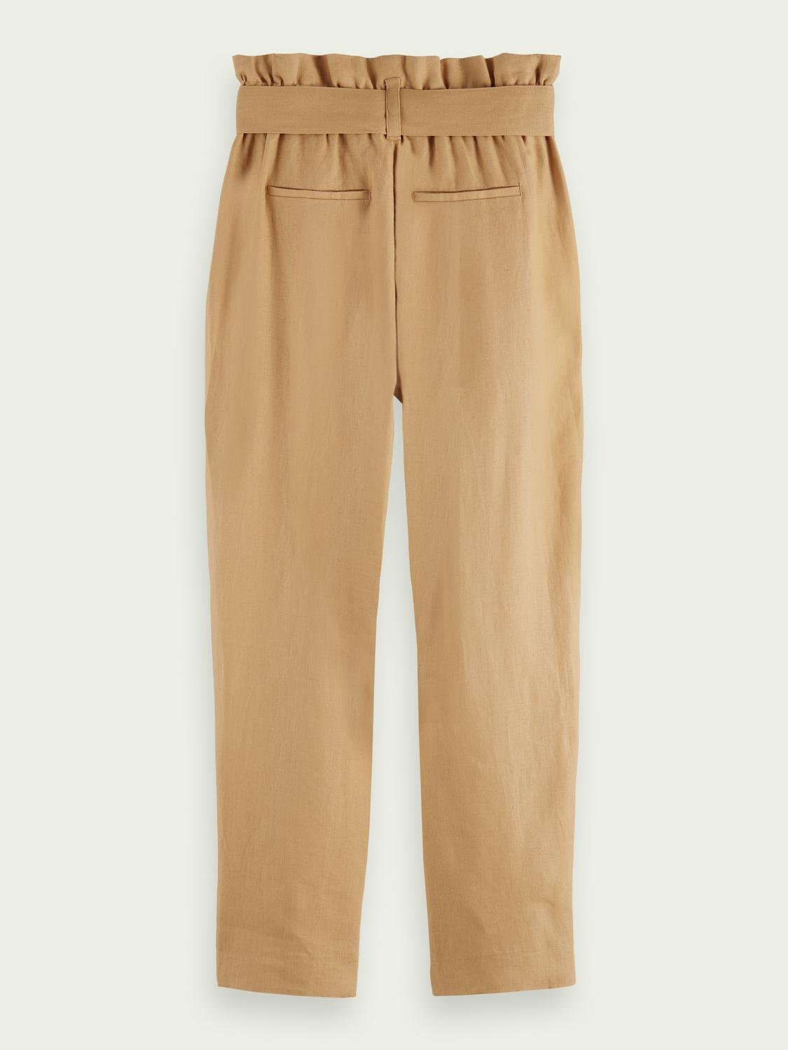 Paperbag trousers 6