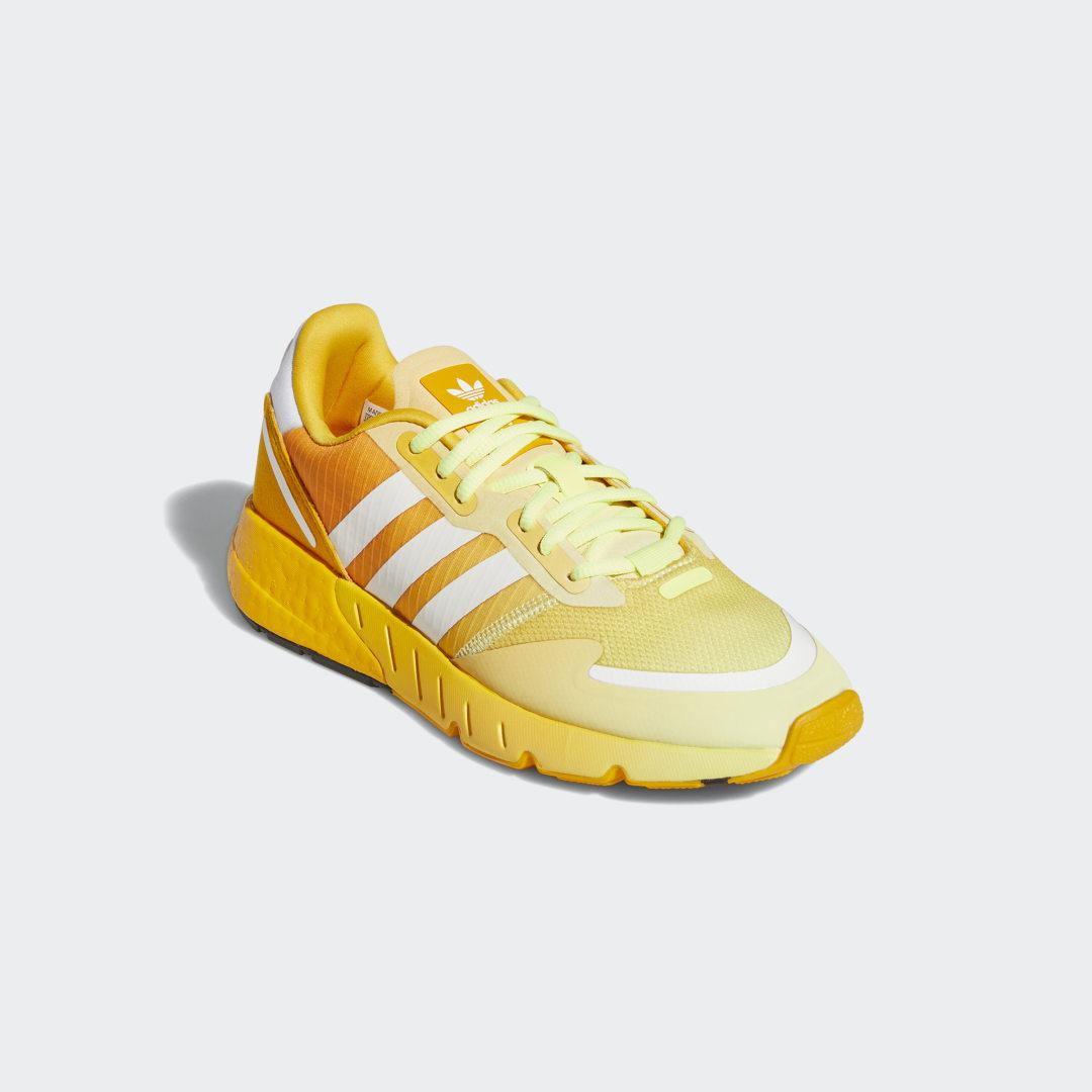 ZX 1K Boost Shoes Light Flash Yellow