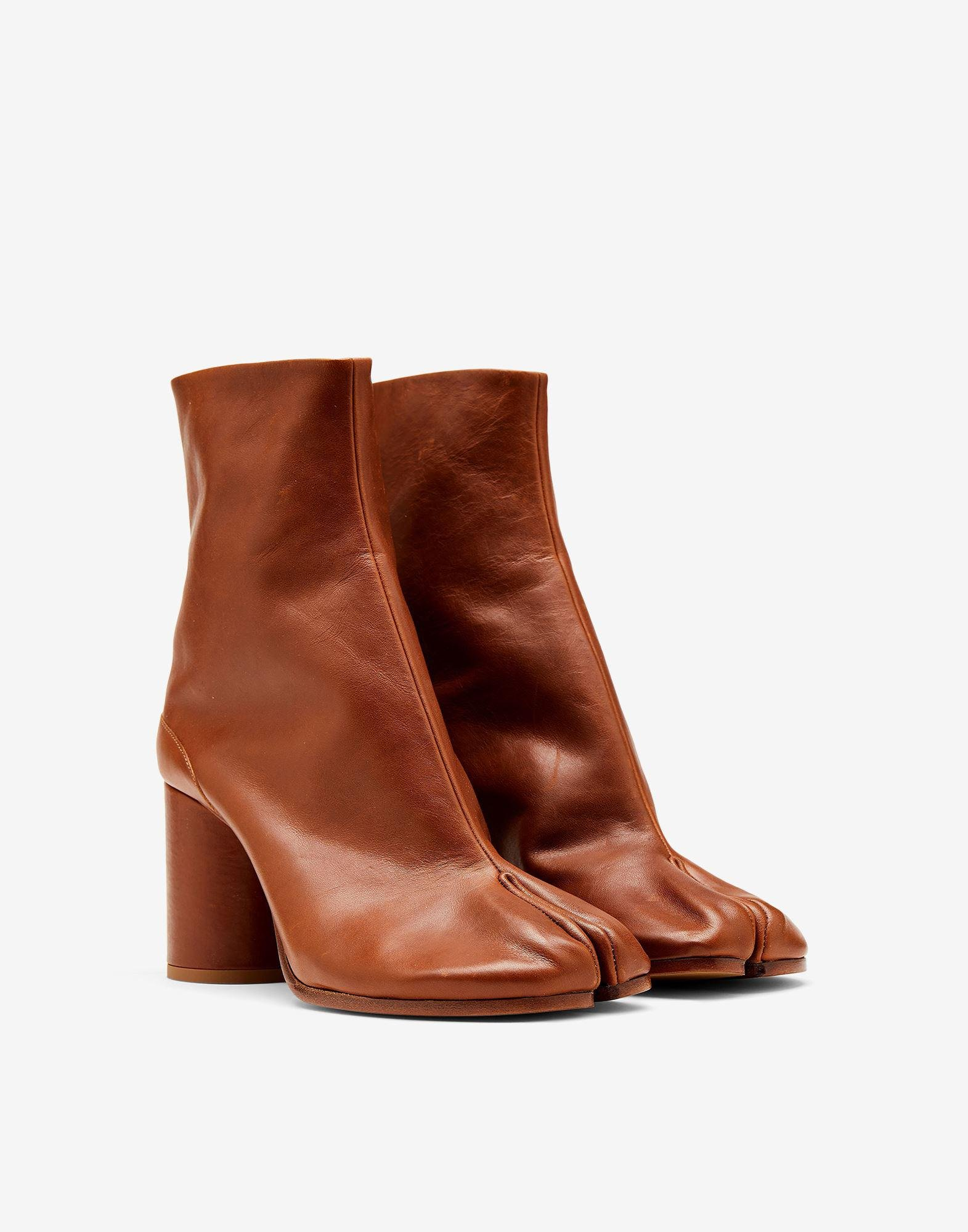 Tabi ankle boots 1