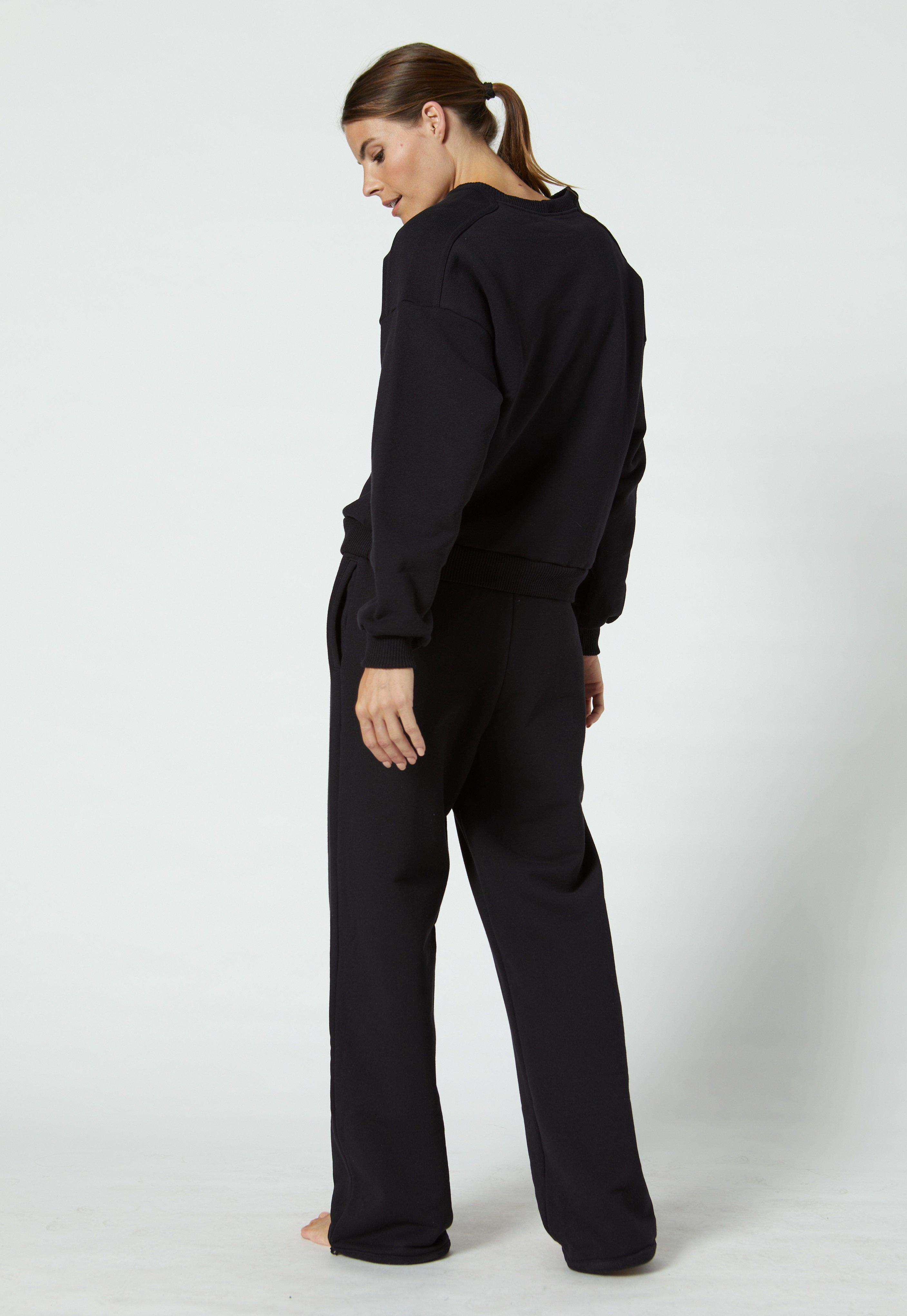 French Terry High Waisted Sweatpants 8