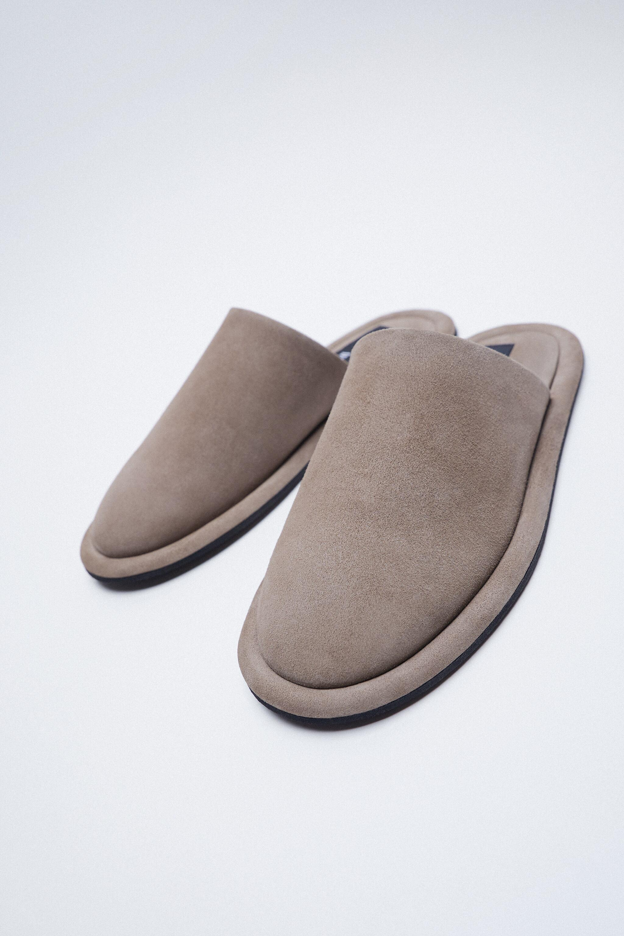 FLAT SOFT LEATHER SHOES 3