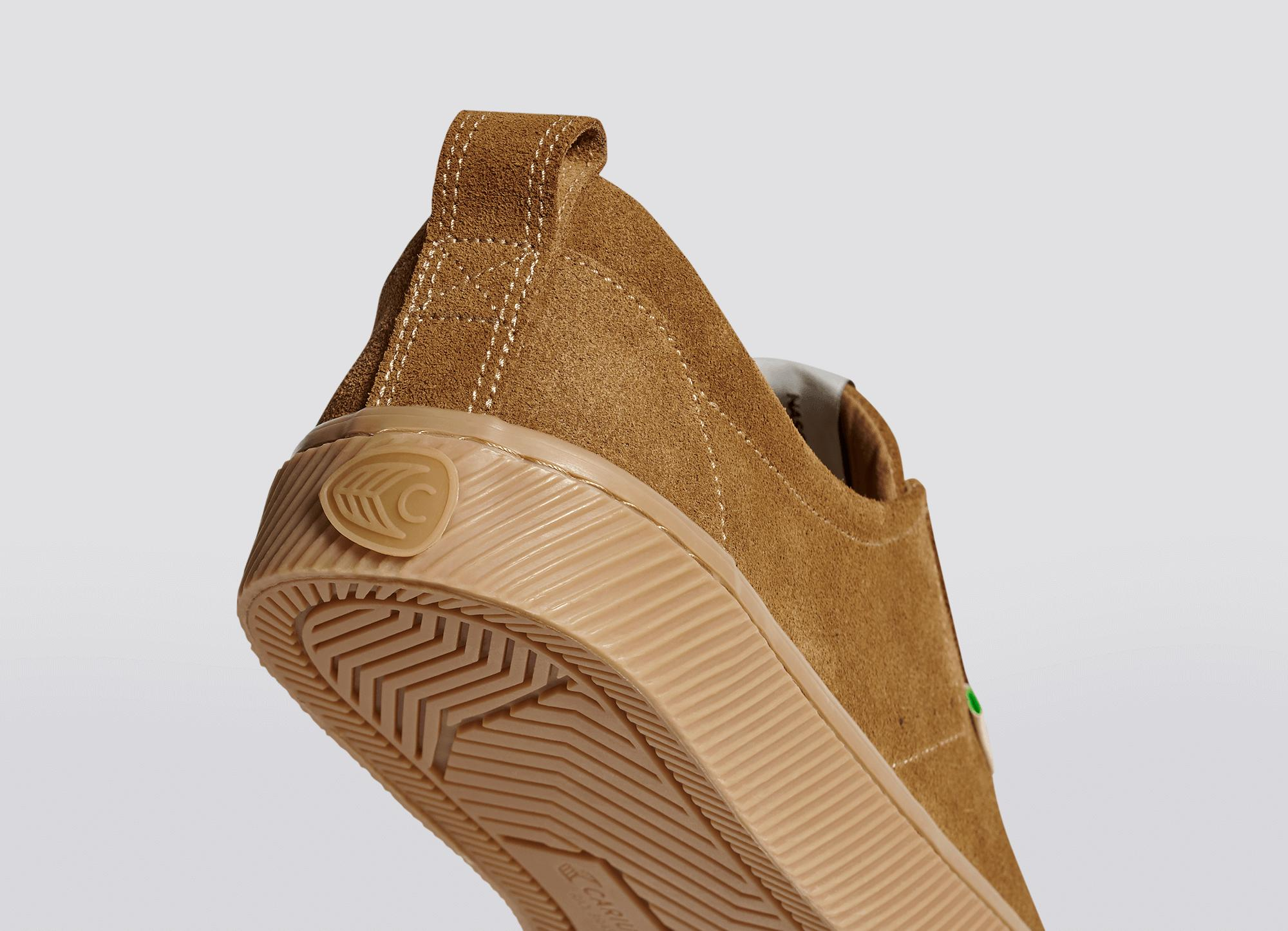 All Camel Suede 3