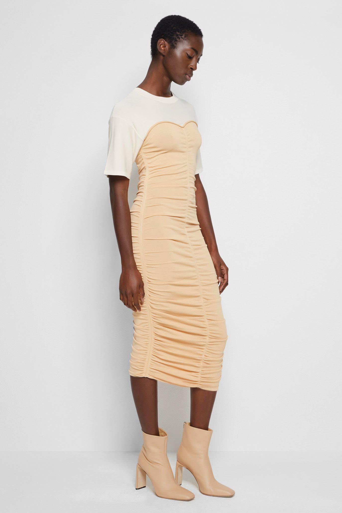 Charleigh Ruched Dress 5
