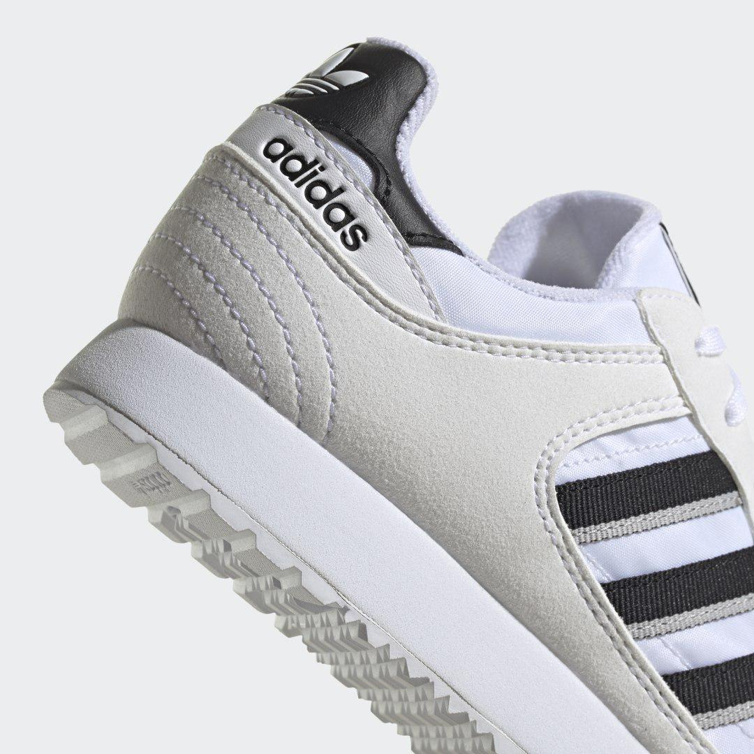 Special 21 Shoes White 3