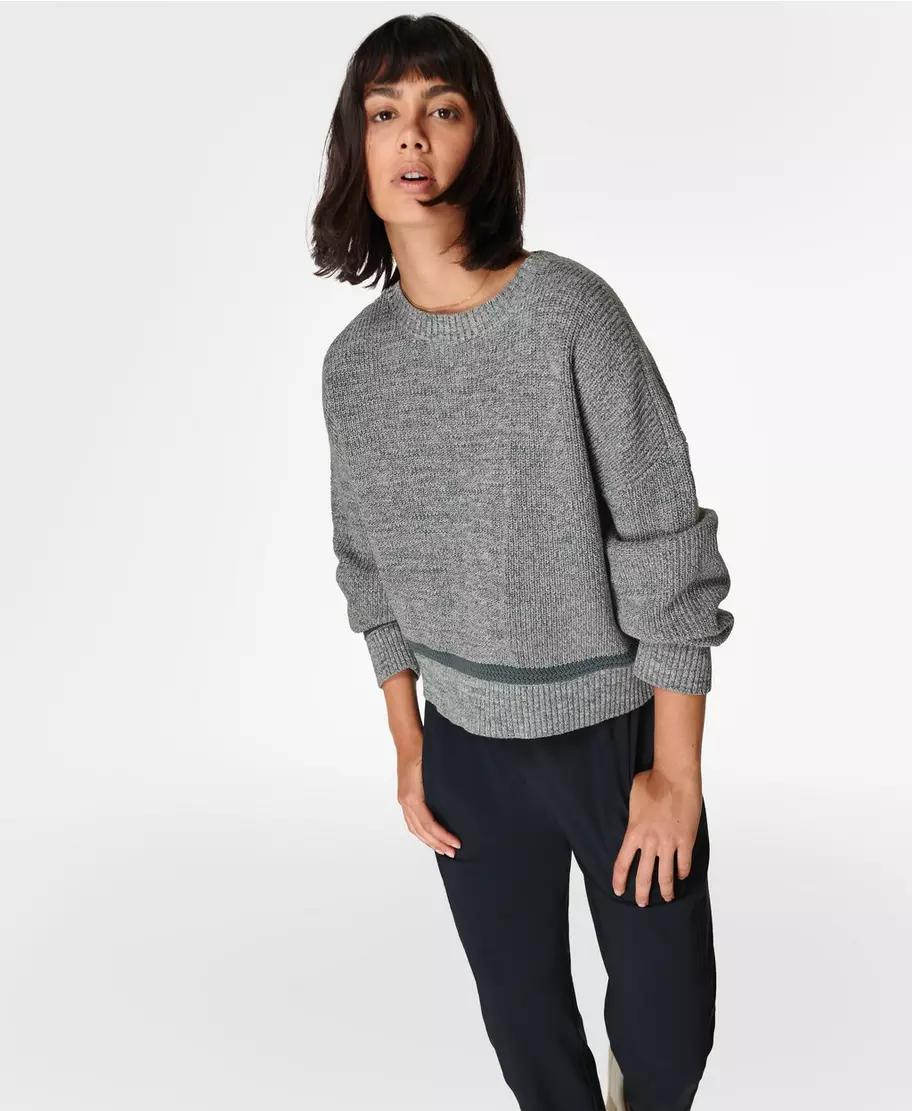Sunday Marl Knitted Sweater