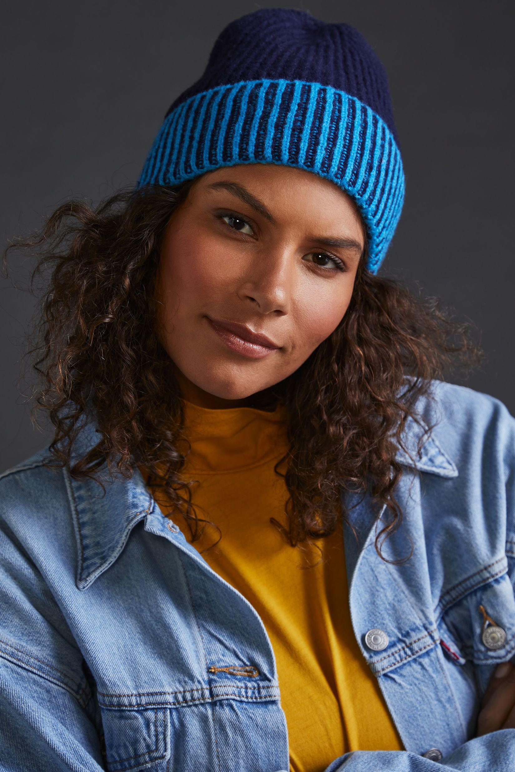 Two-Toned Beanie