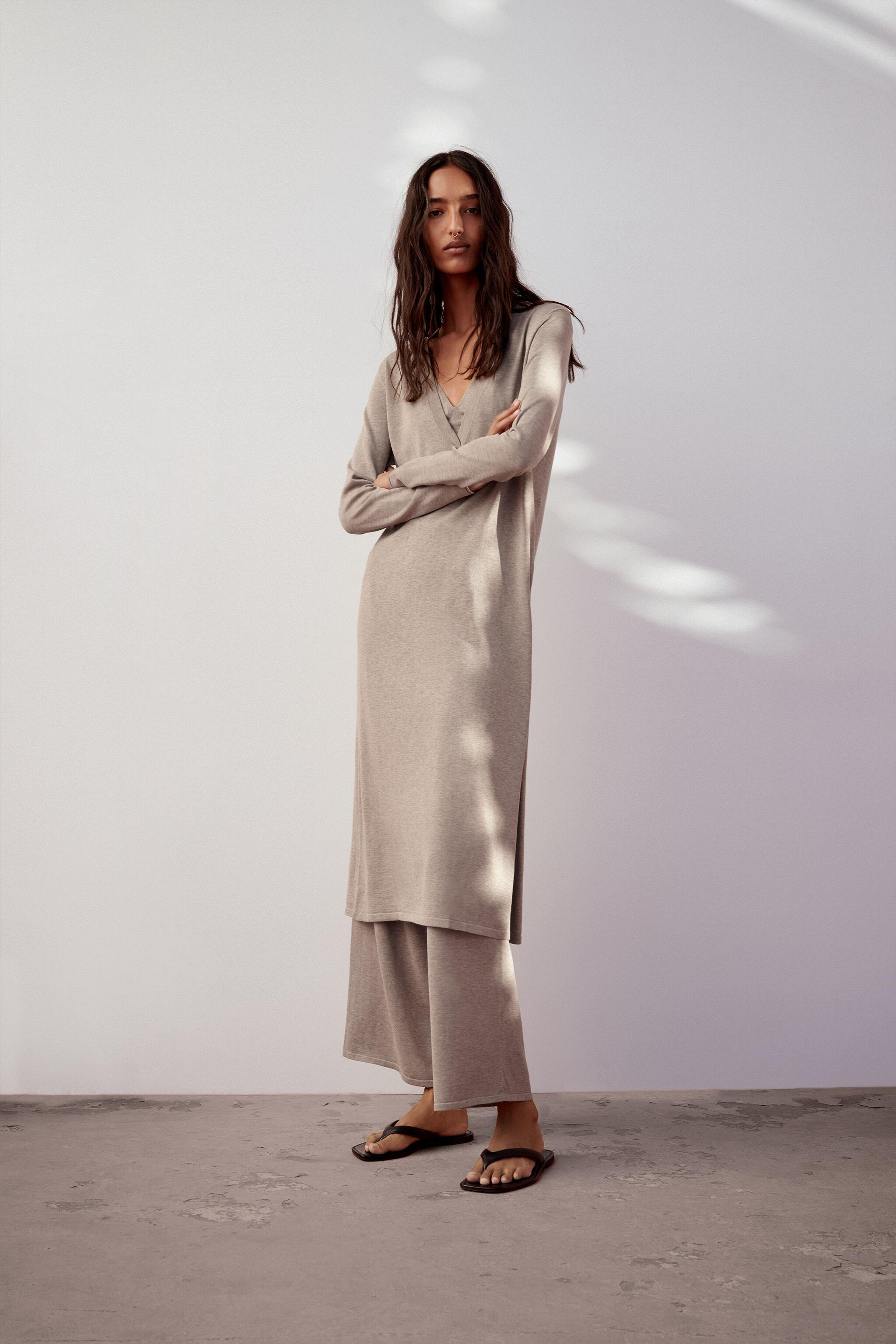 SILK BLEND TUNIC LIMITED EDITION
