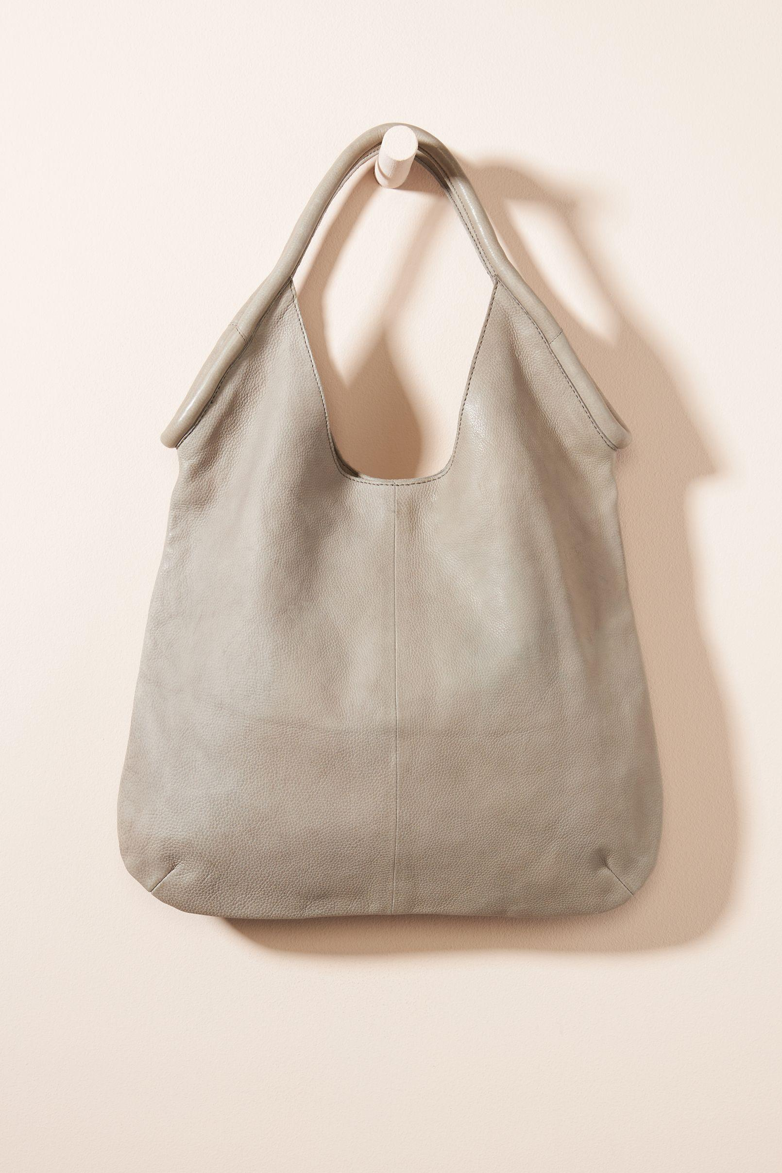 Isa Leather Tote Bag 1