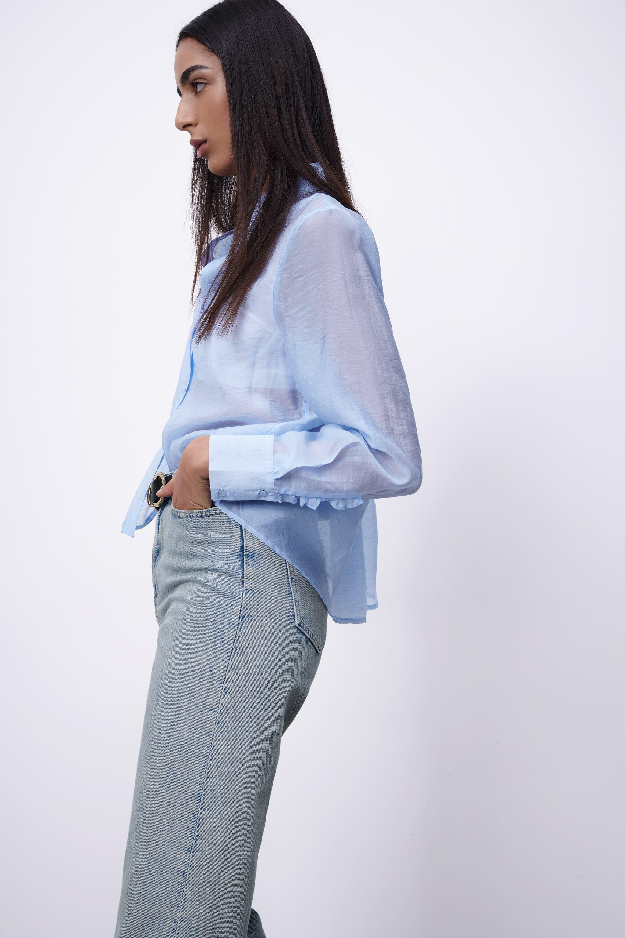 PLEATED BACK TOP 2