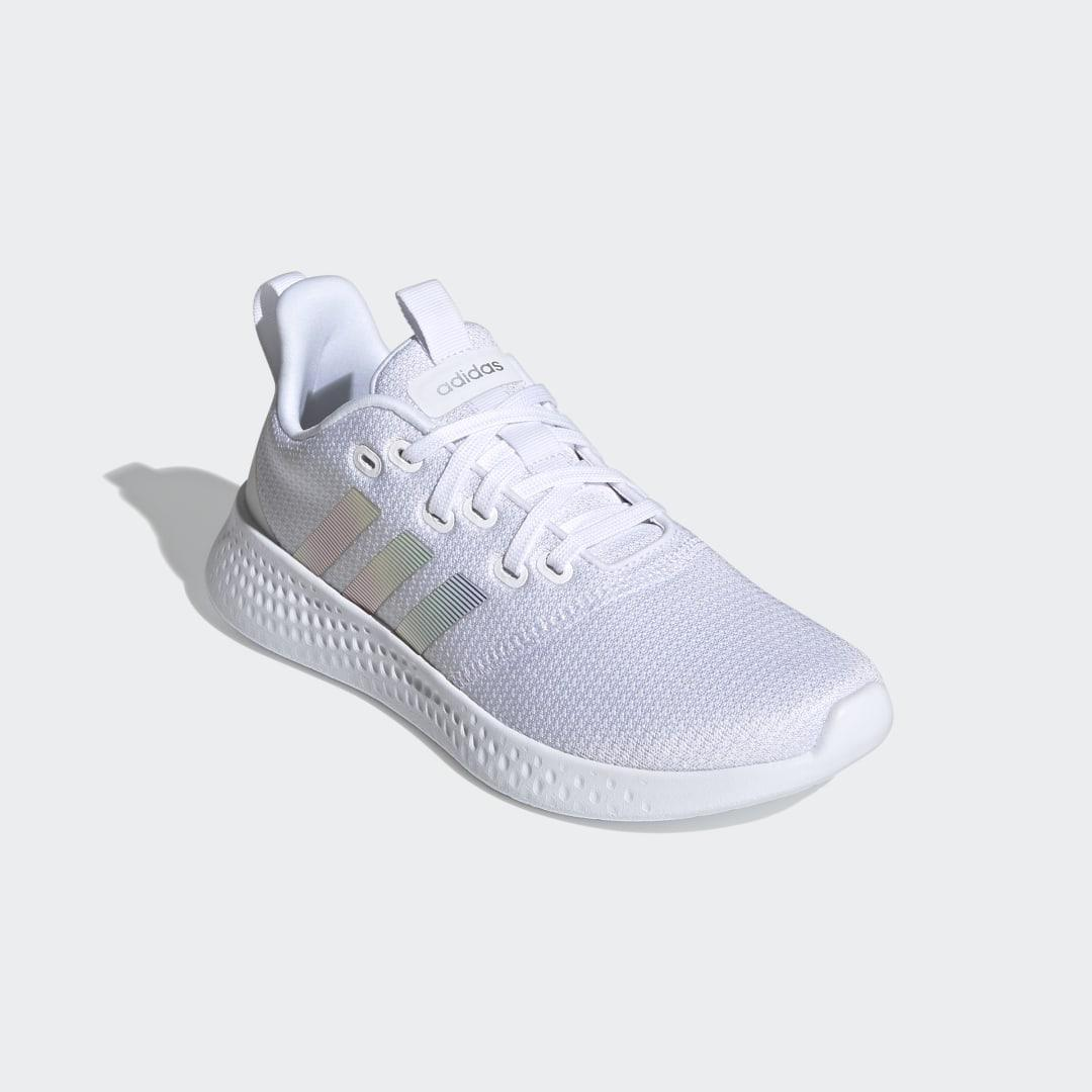Puremotion Shoes White 8.5 - Womens Running Shoes