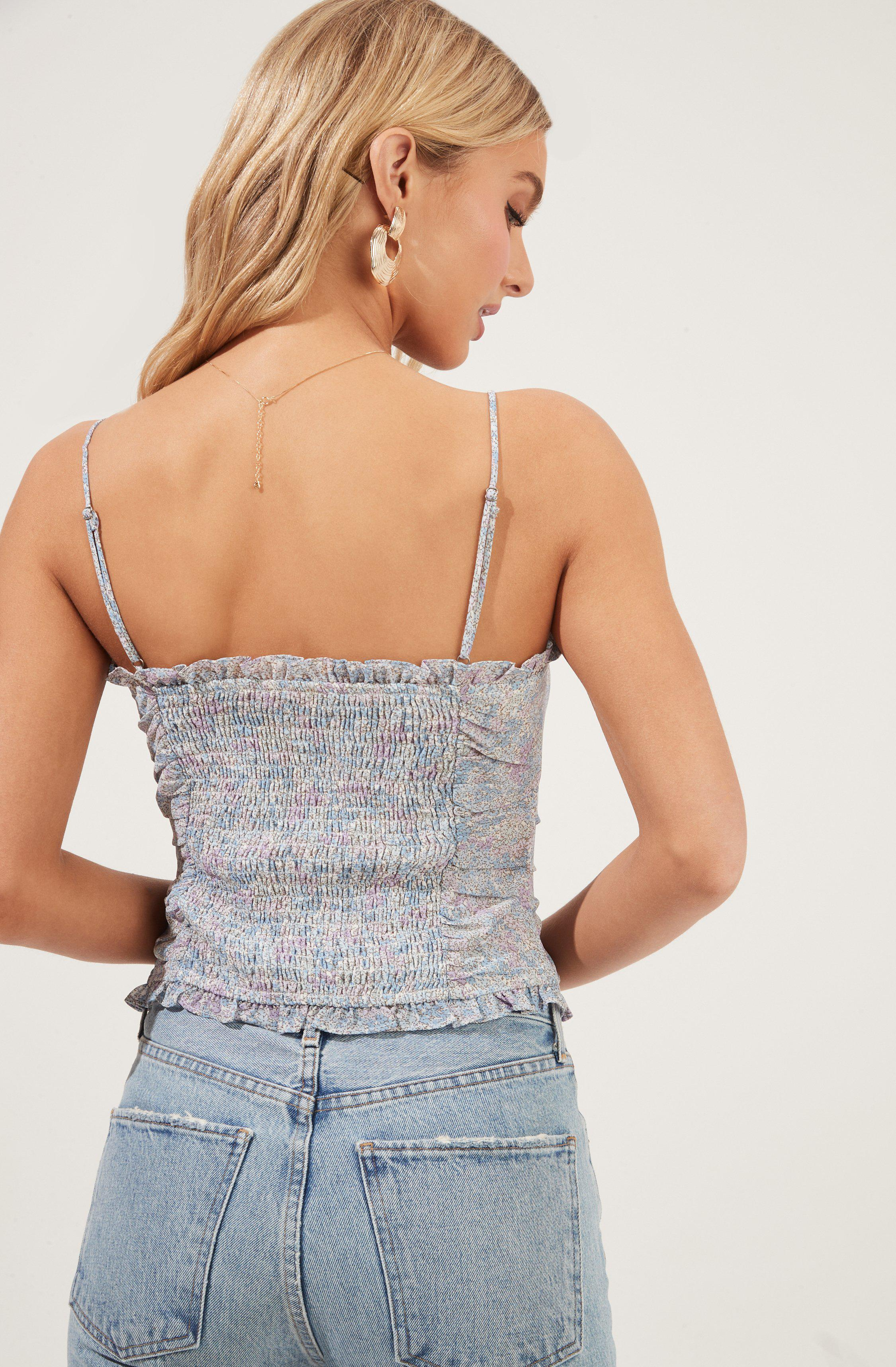 Ruched Cami 5