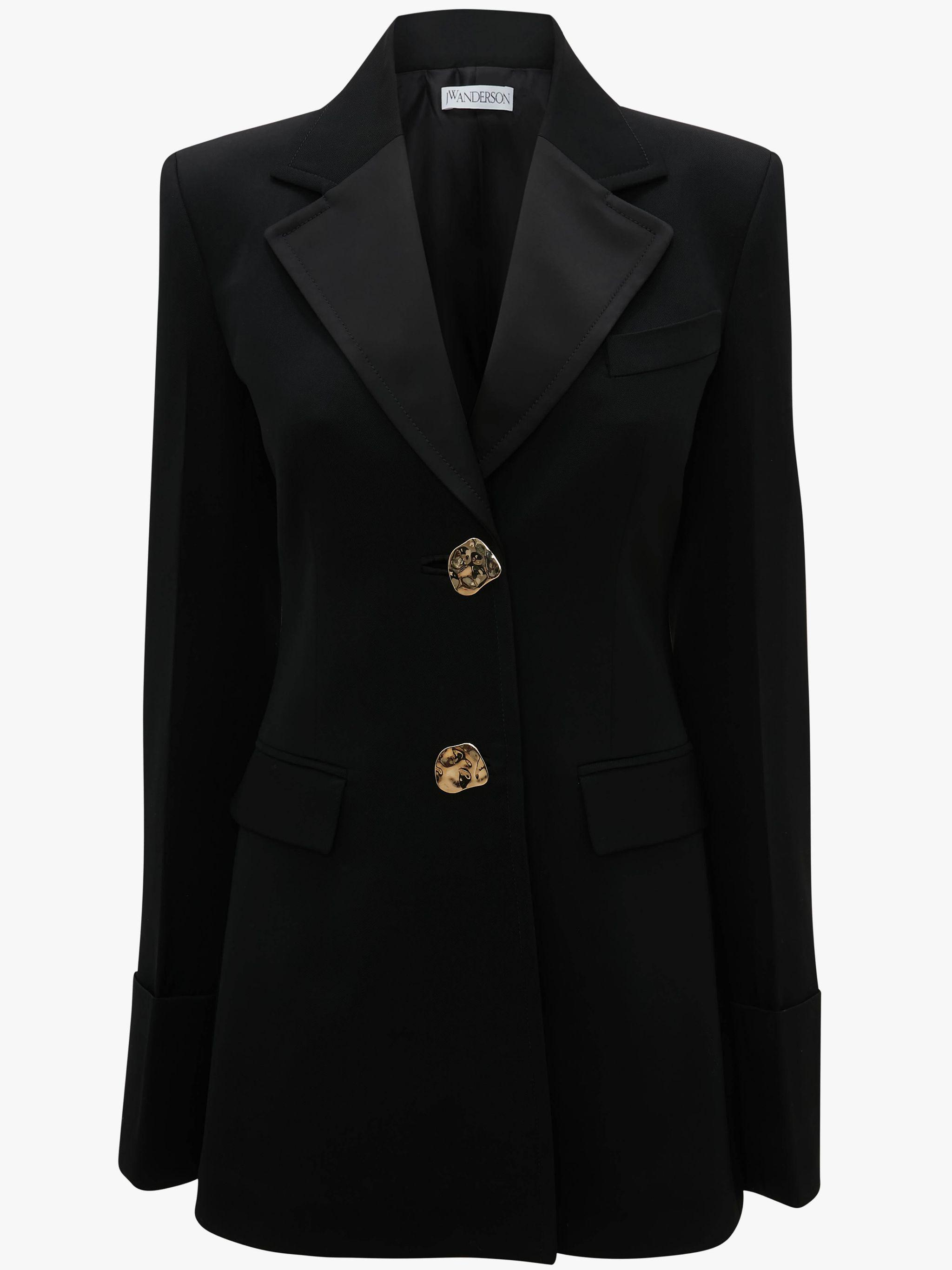 TAILORED FOLD-OVER CUFF JACKET 3