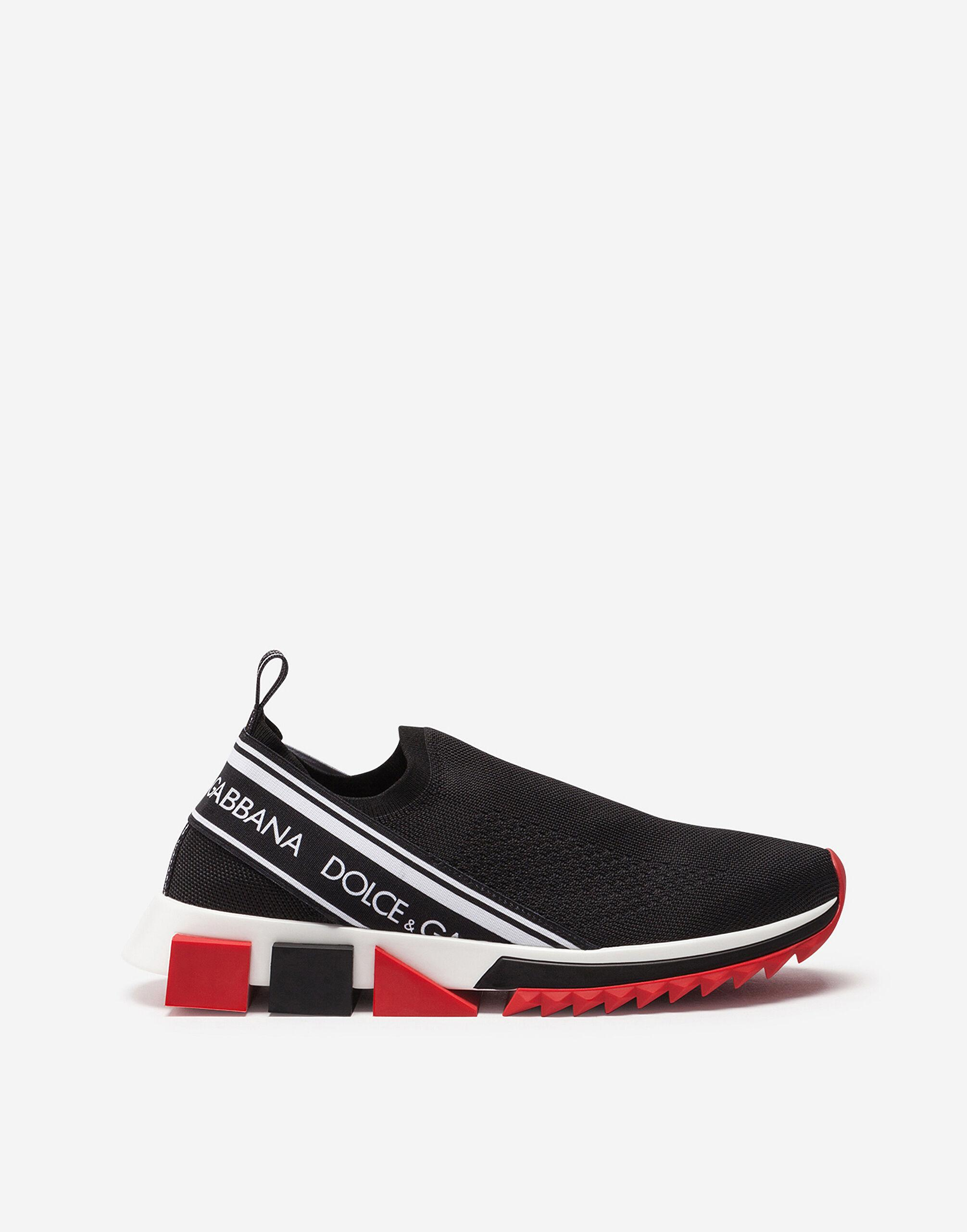 Stretch jersey Sorrento sneakers