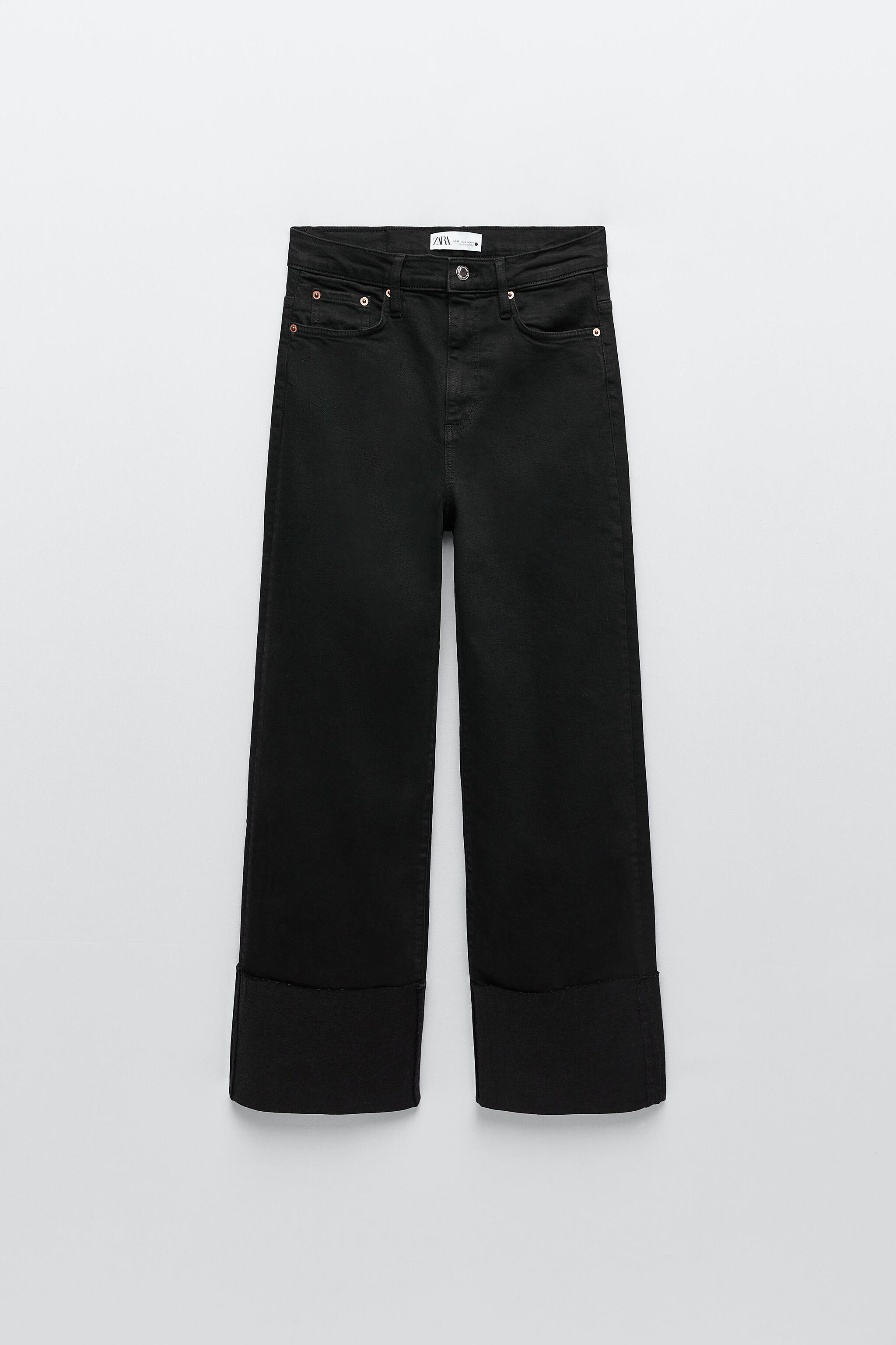 ZW THE FOLDED UP JEANS 6