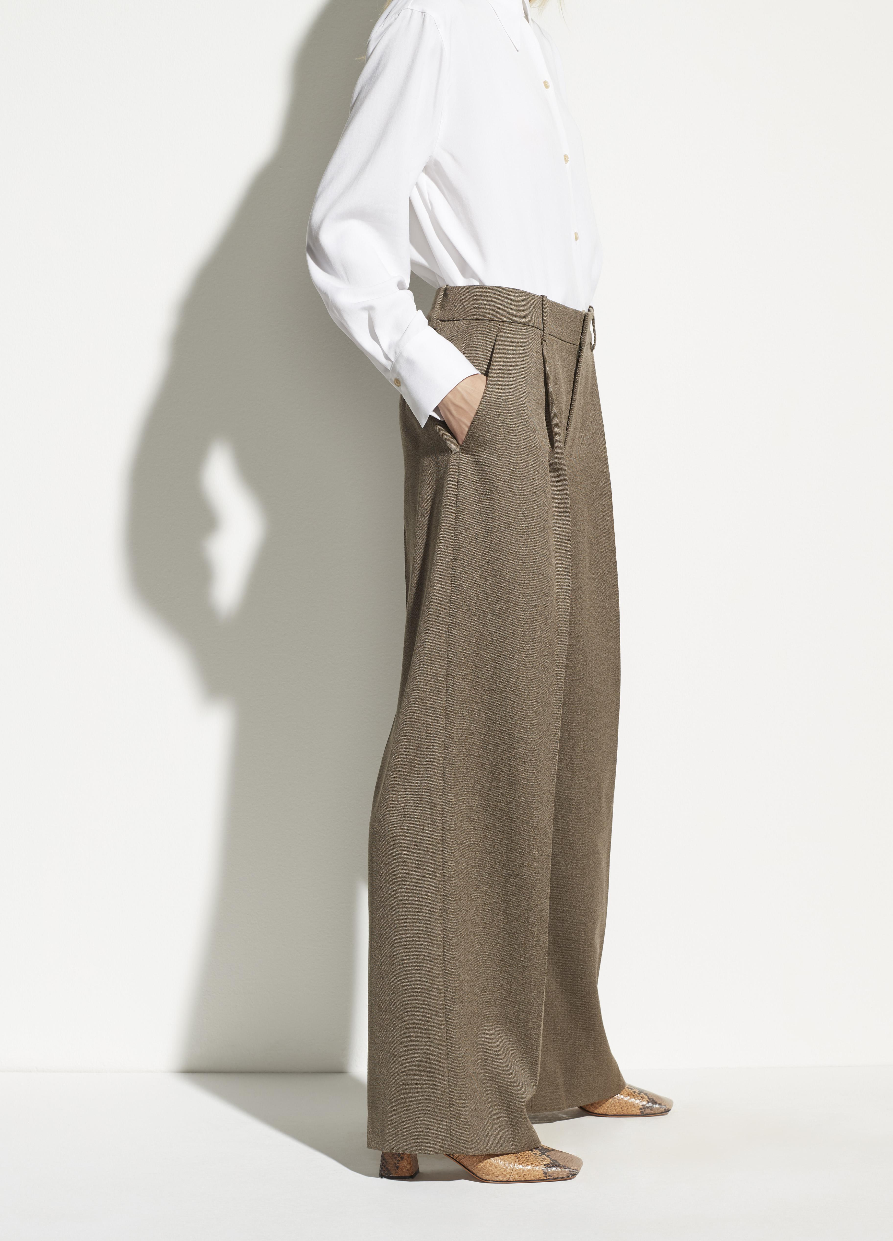 Tailored Twill Pant 2