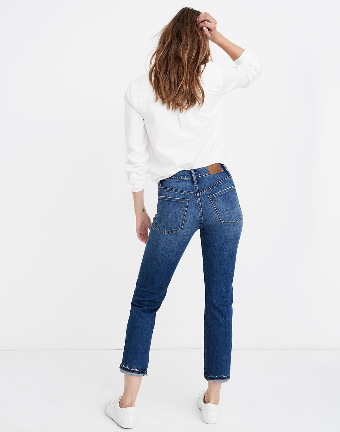 Tall Classic Straight Jeans: Selvedge Edition 2
