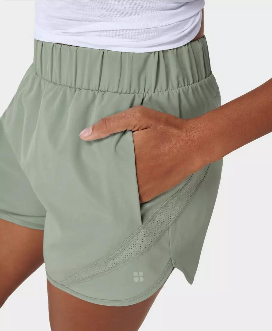 """Track and Field 3.5"""" Running Shorts"""