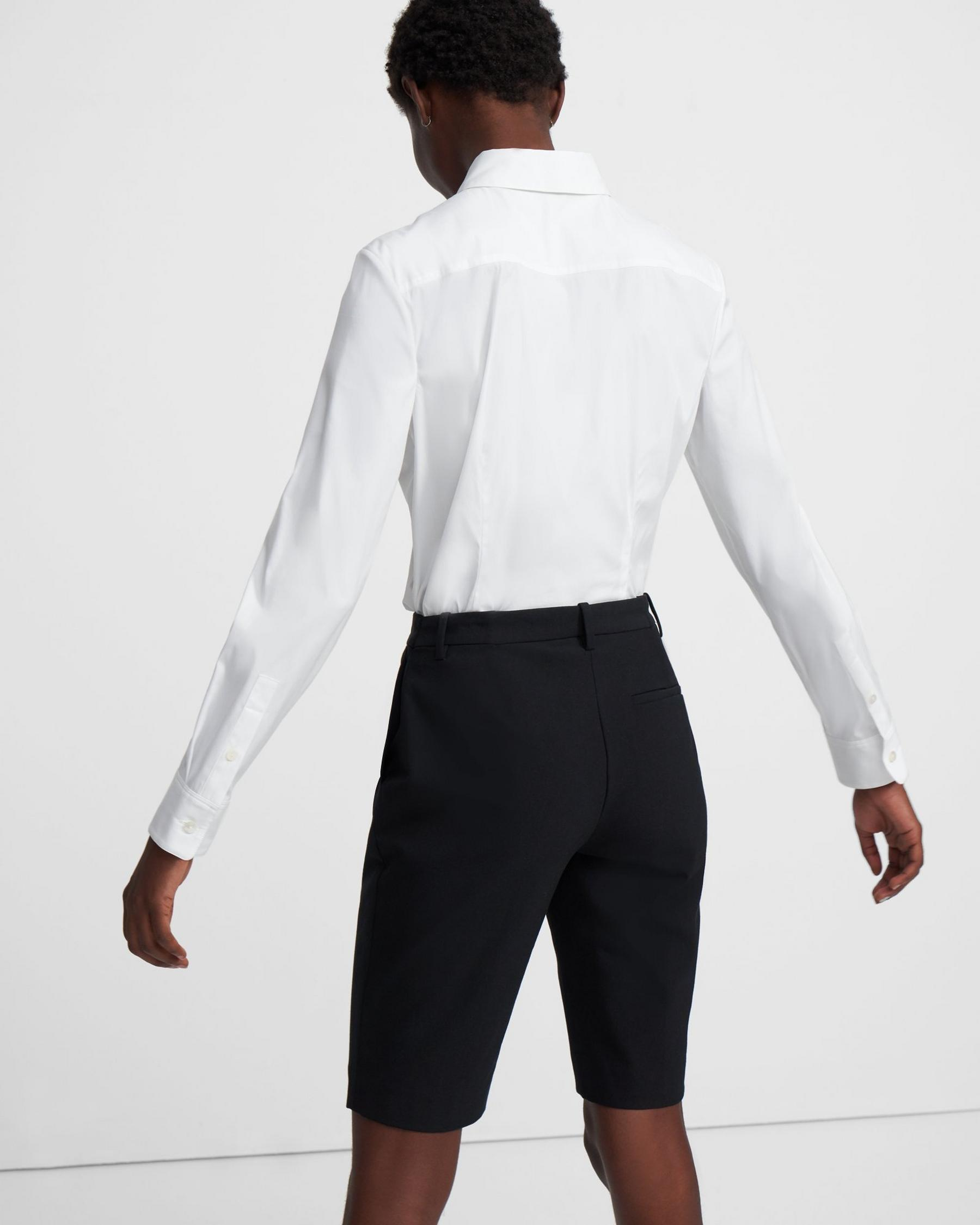 Fitted Shirt in Good Cotton 1