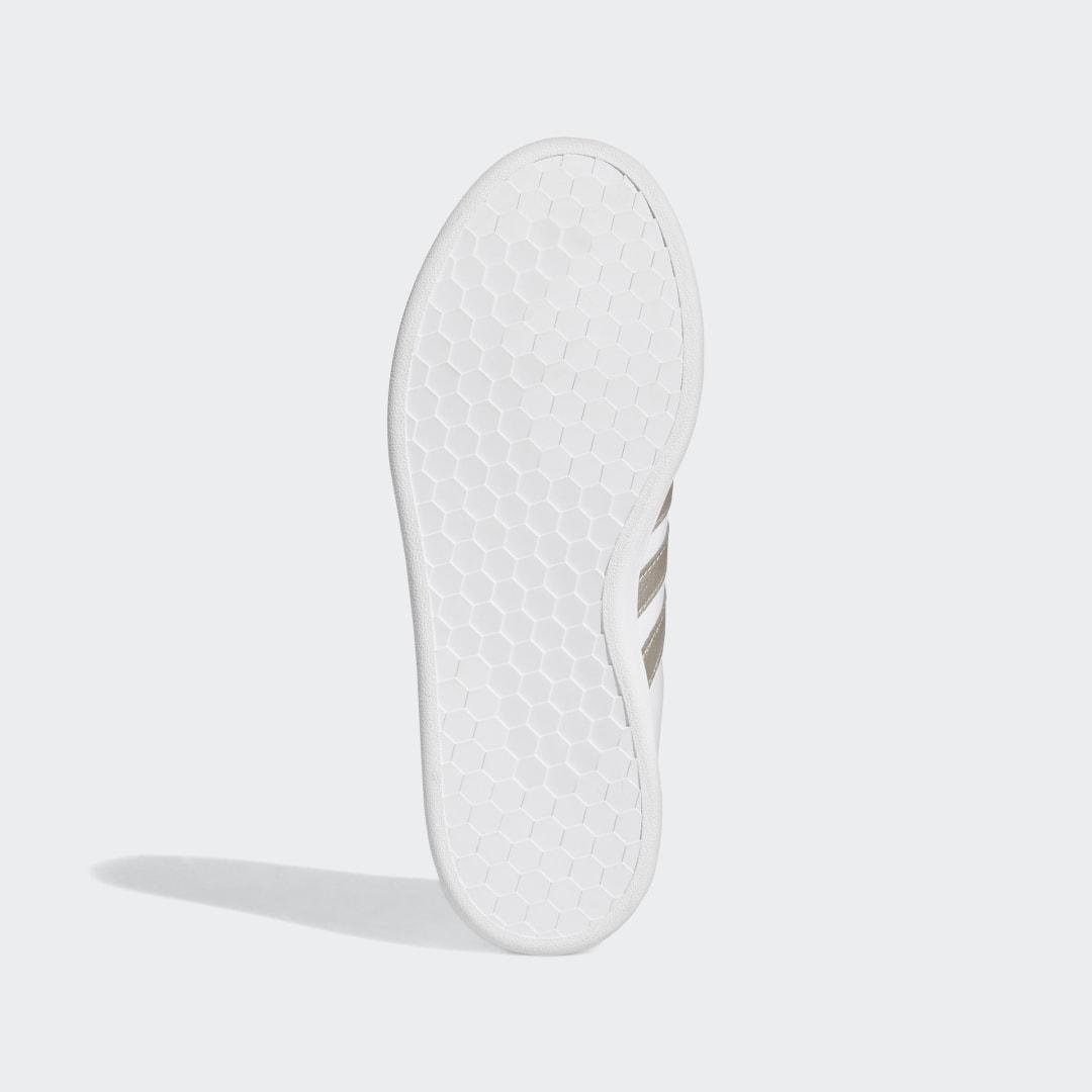 Grand Court Shoes White 2