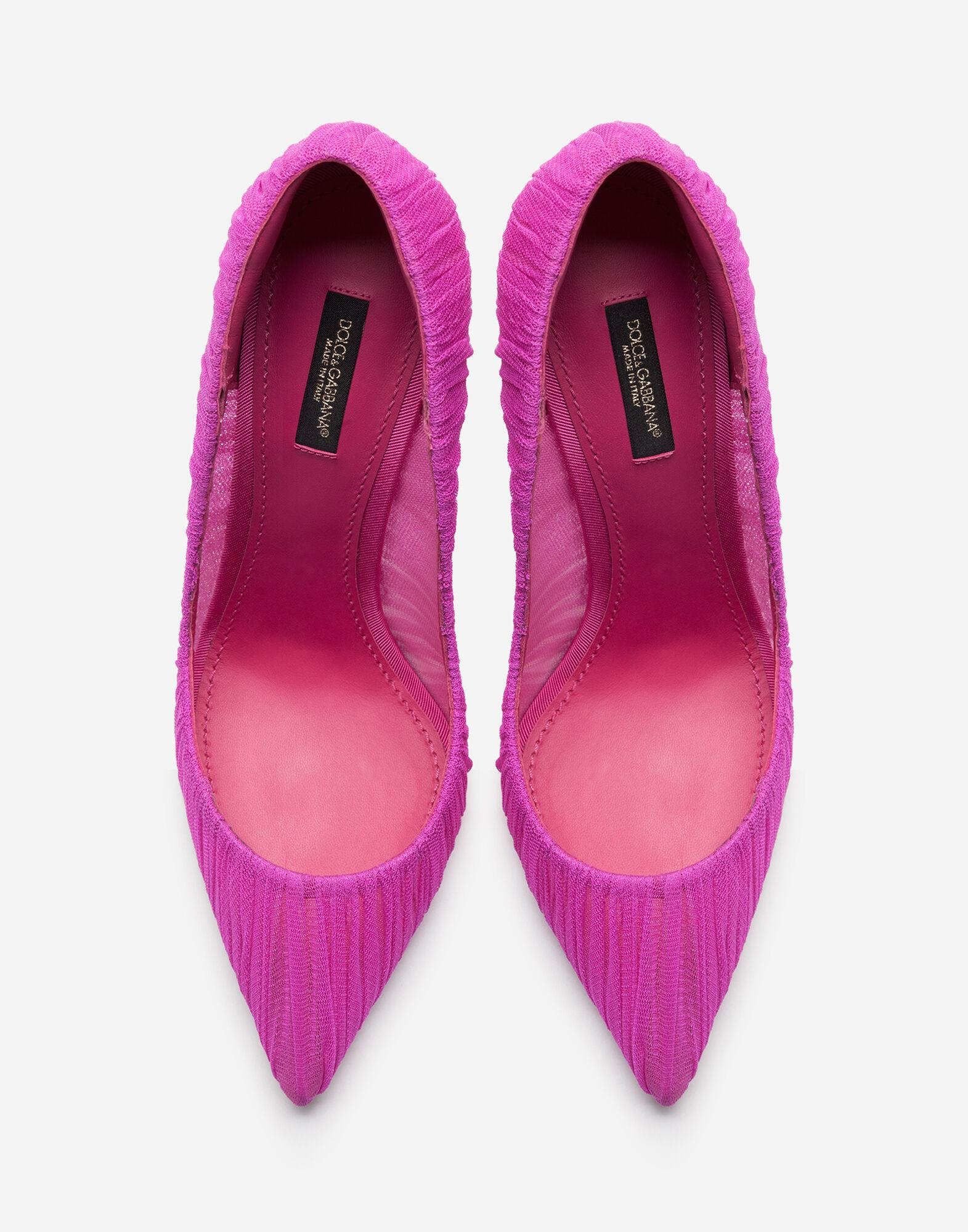 Tulle pumps 3
