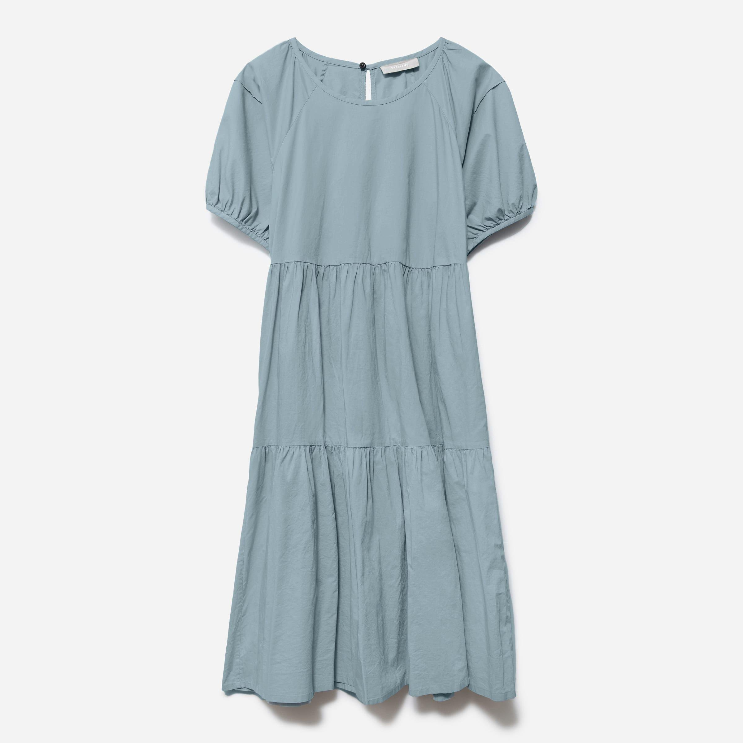 The Tiered Cotton Dress 4