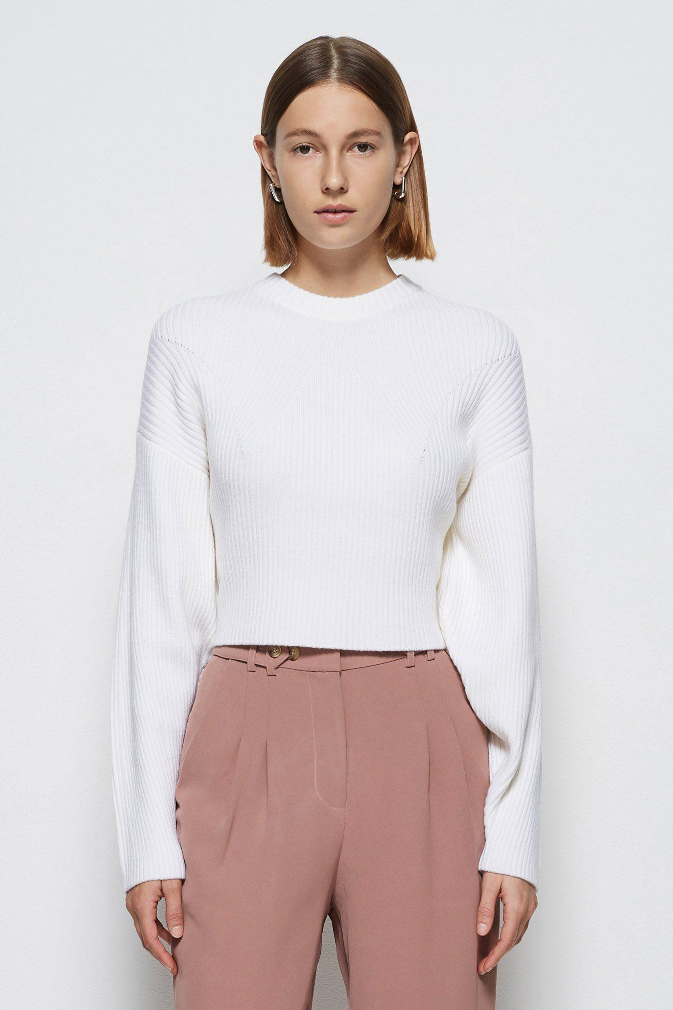 Kylee Recycled Knit Pullover