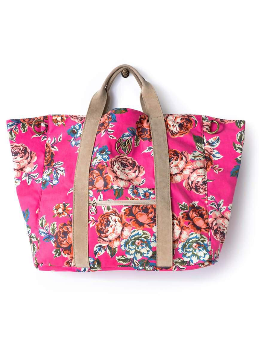 Garden Blooming Magnific Tote