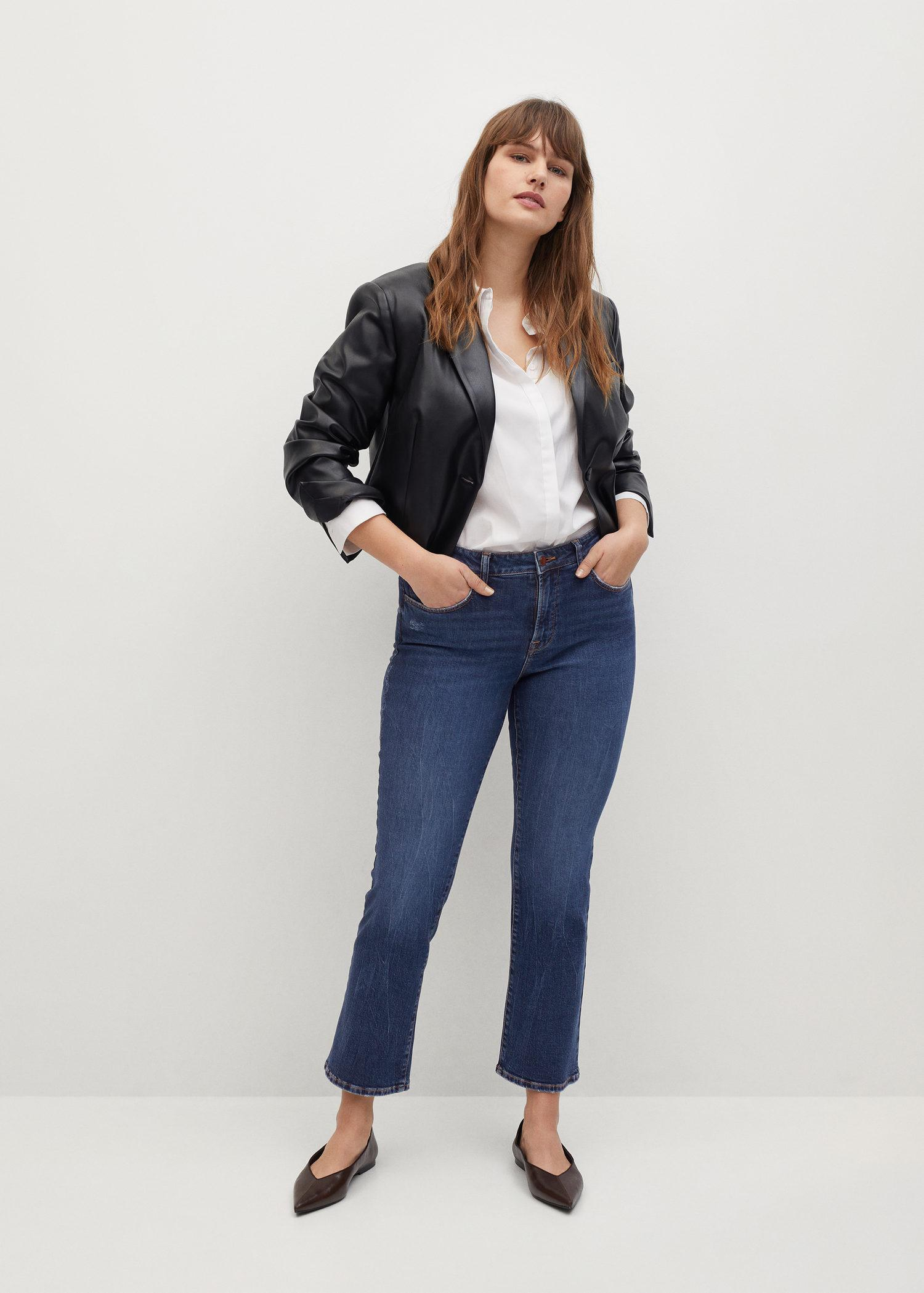 Bootcut flare jeans